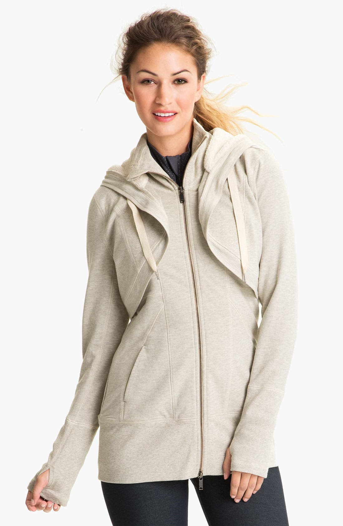 Alternate Image 1 Selected - Zella 'Chalet' 3-in-1 Jacket