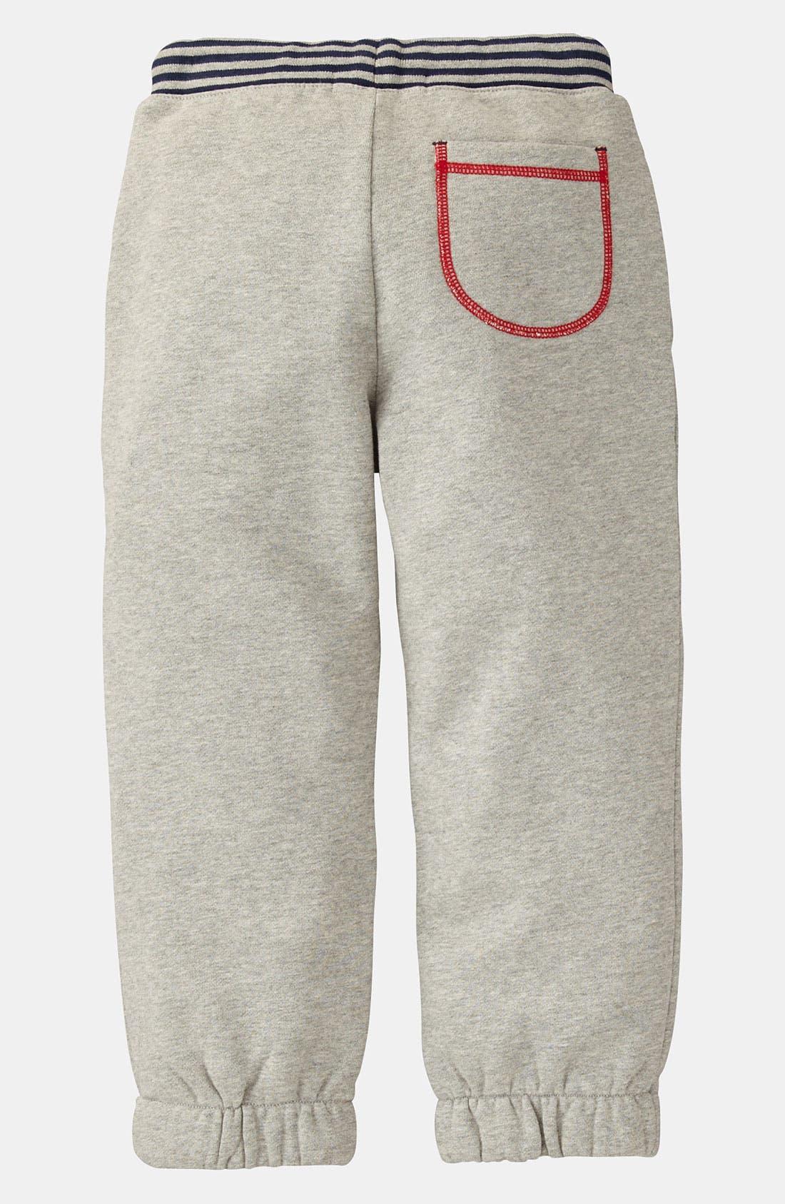 Alternate Image 2  - Mini Boden 'Track' Pants (Toddler)