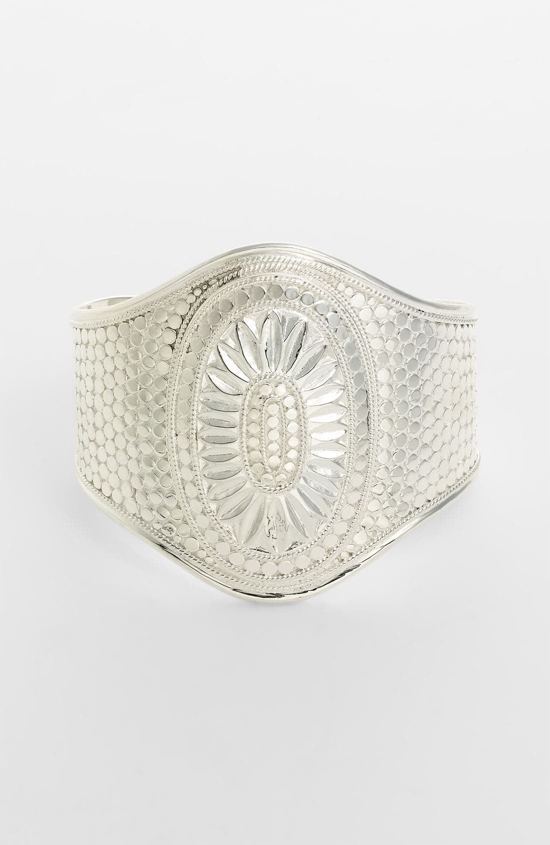 Alternate Image 1 Selected - Anna Beck 'Leaf' Wide Cuff (Nordstrom Exclusive)