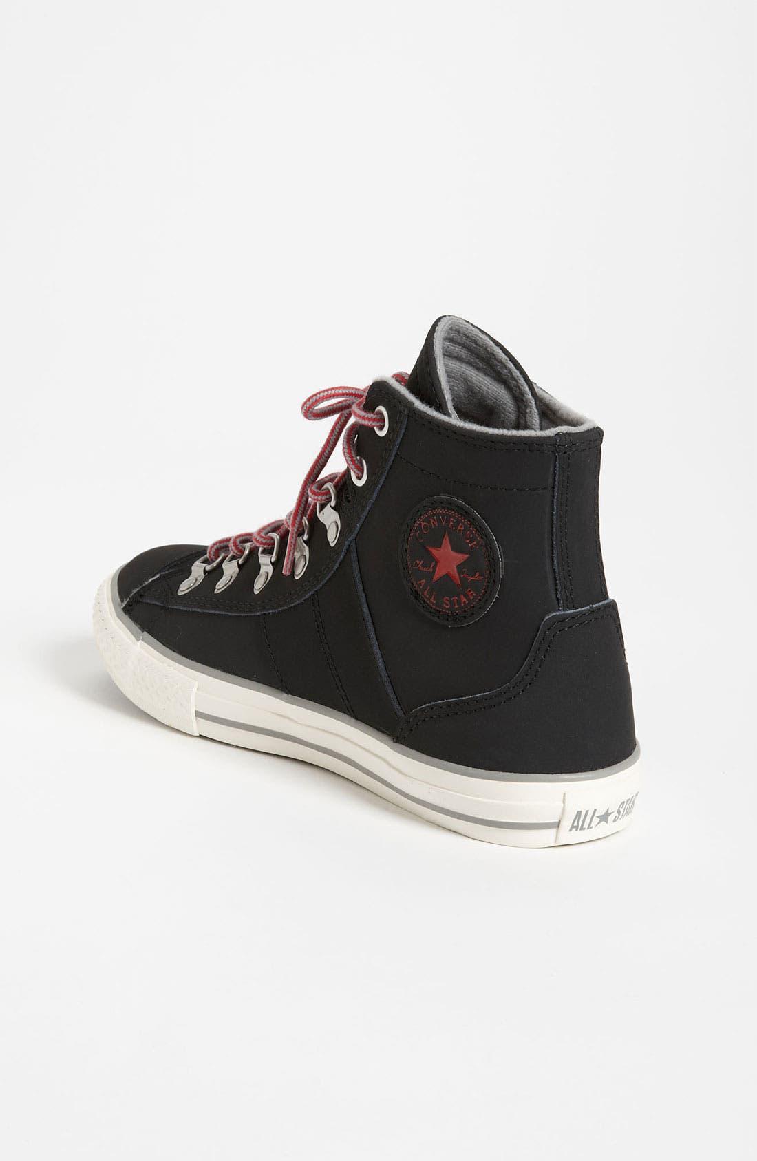 Alternate Image 2  - Converse Chuck Taylor® 'Sneaker Boot' Sneaker (Toddler, Little Kid & Big Kid)
