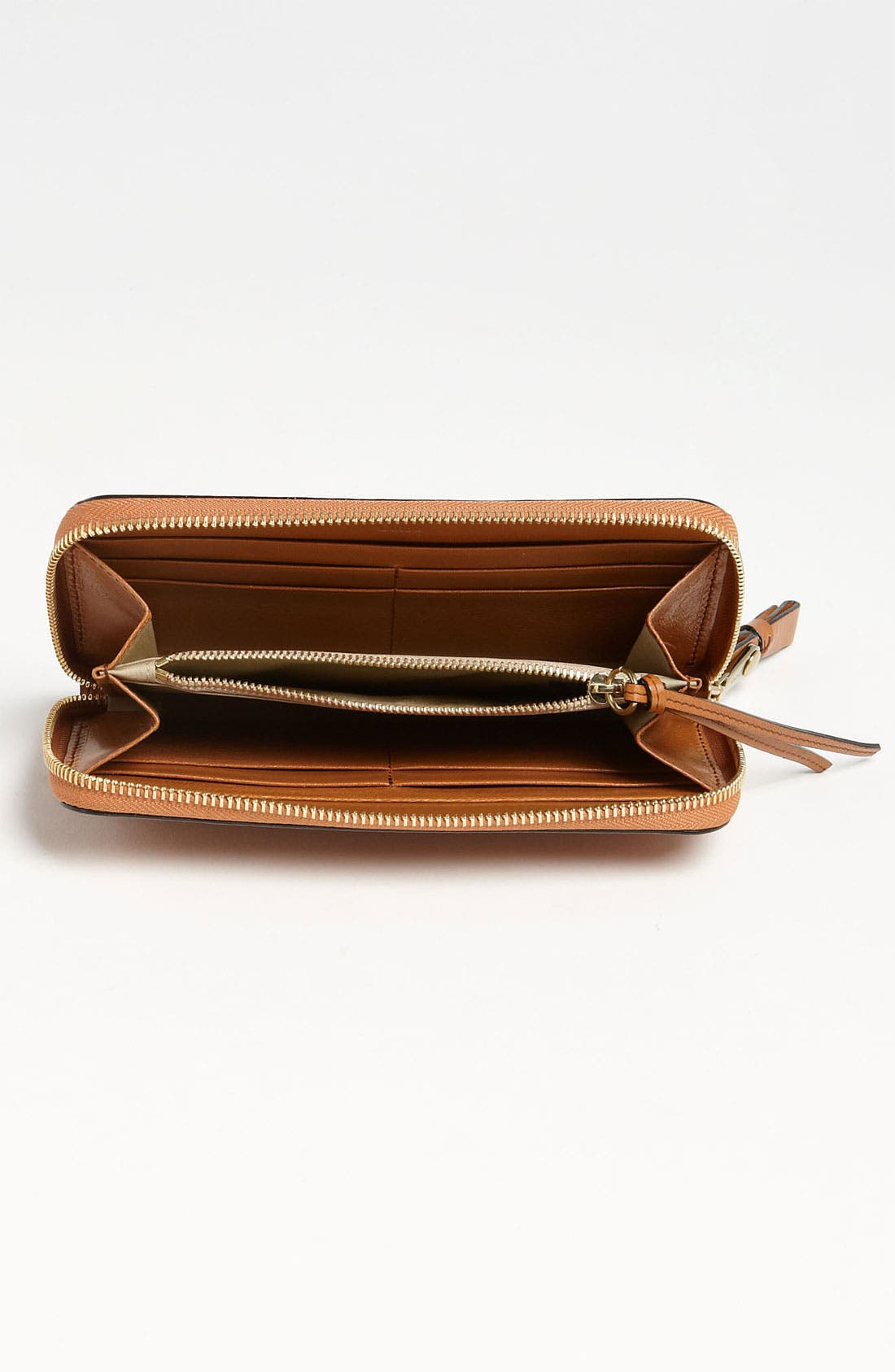 Alternate Image 3  - Chloé 'Shadow - Long' Zip Around Leather Wallet