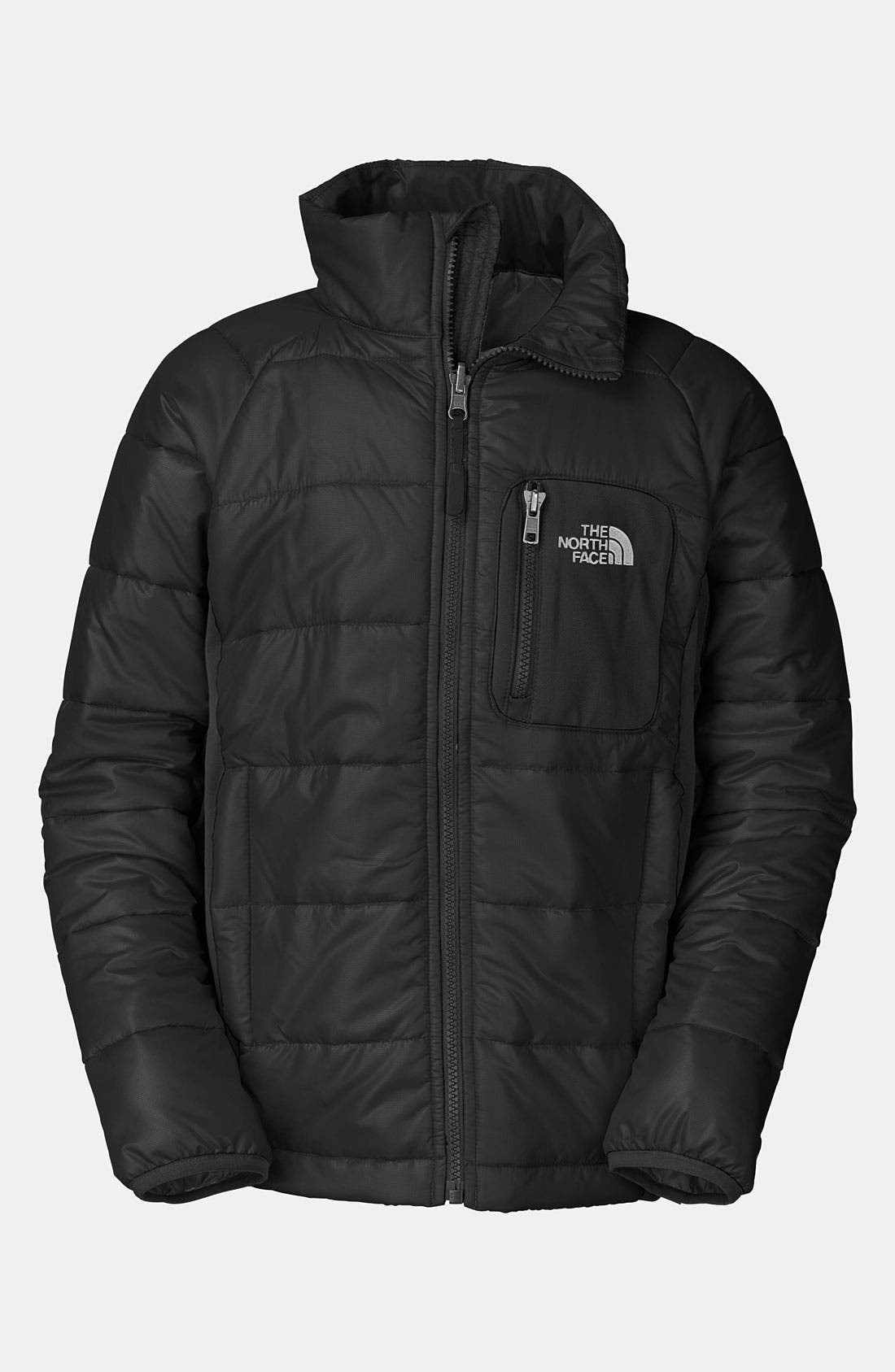 Alternate Image 1 Selected - The North Face 'Sibrian' Jacket (Little Boys)