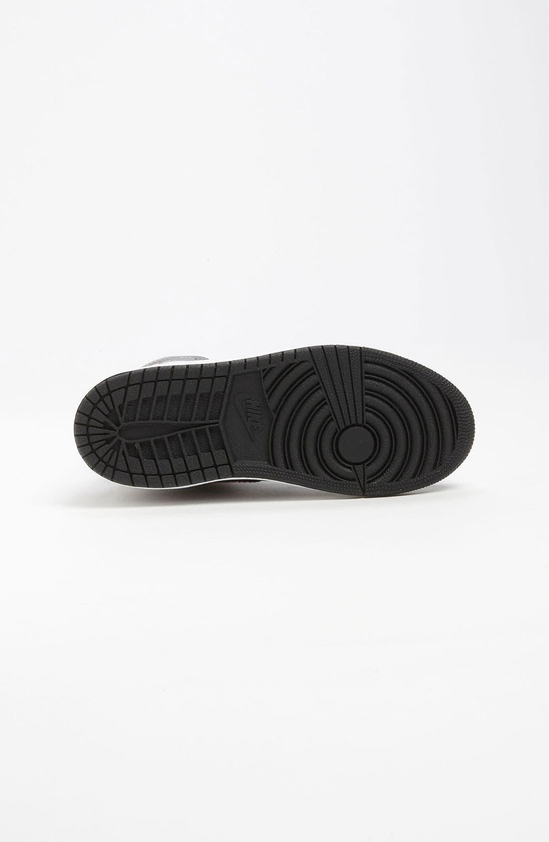 Alternate Image 4  - Nike 'Jordan 1 Phat' Sneaker (Toddler & Little Kid)