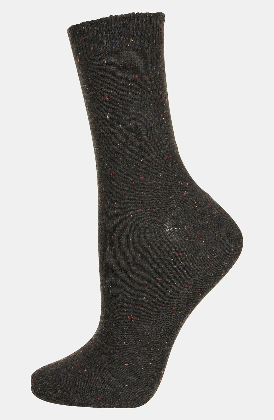 Alternate Image 1 Selected - Topshop 'Nep' Socks