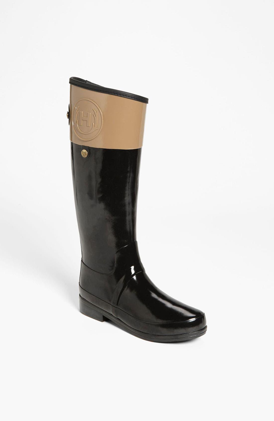 Main Image - Hunter 'Regent Carlyle' Rain Boot