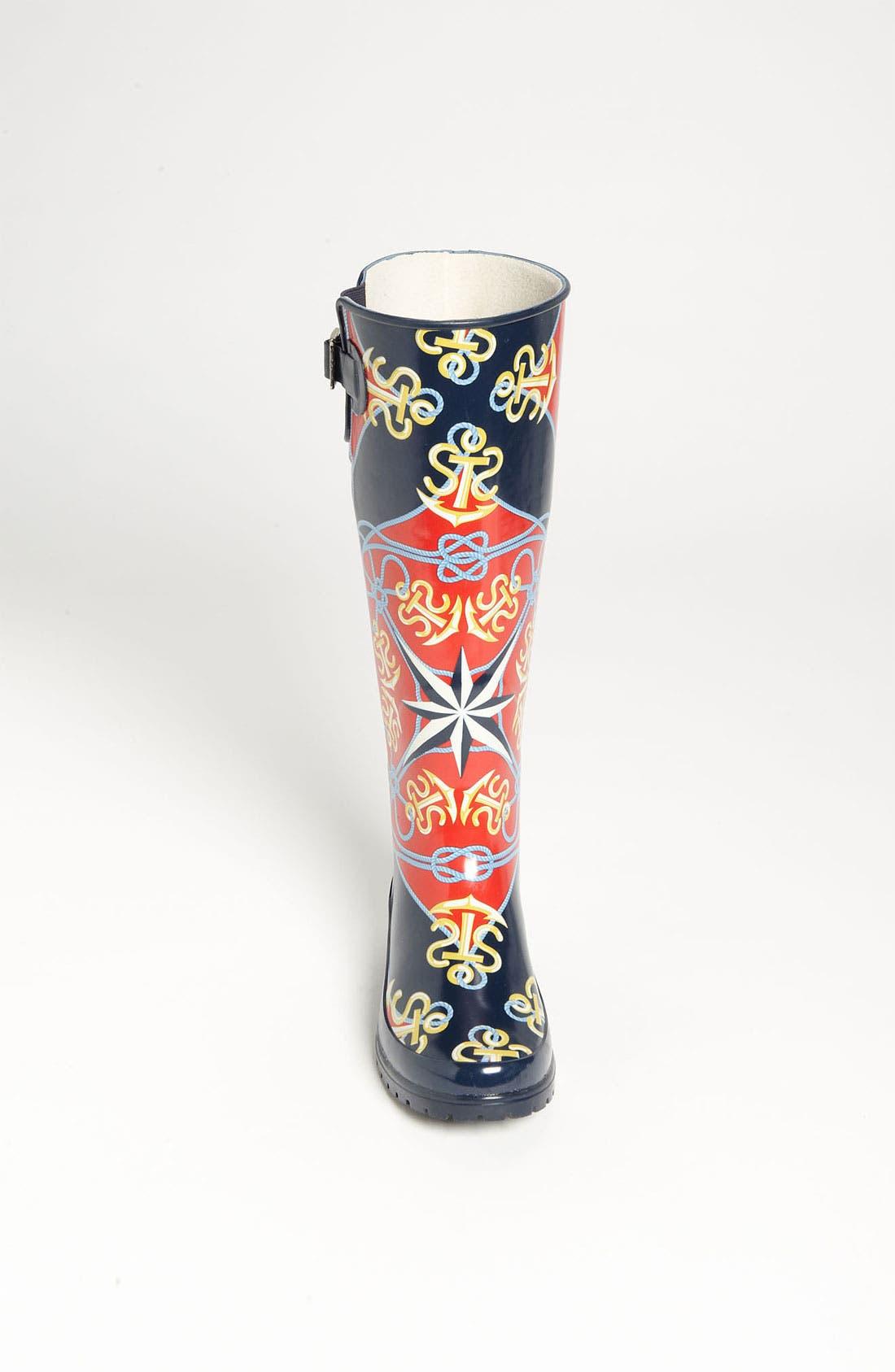 Alternate Image 3  - Sperry Top-Sider® 'Pelican Too' Rain Boot (Women)