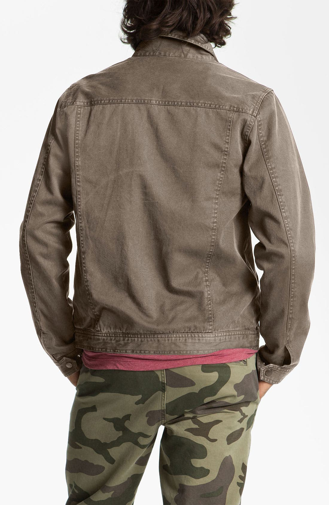 Alternate Image 2  - Quiksilver 'Prospect' Jacket