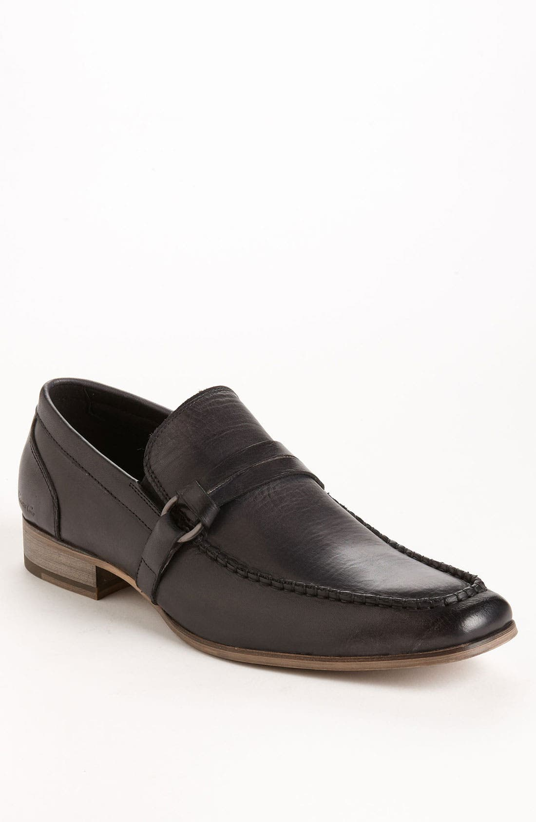 Main Image - Kenneth Cole New York 'Big Leather' Loafer