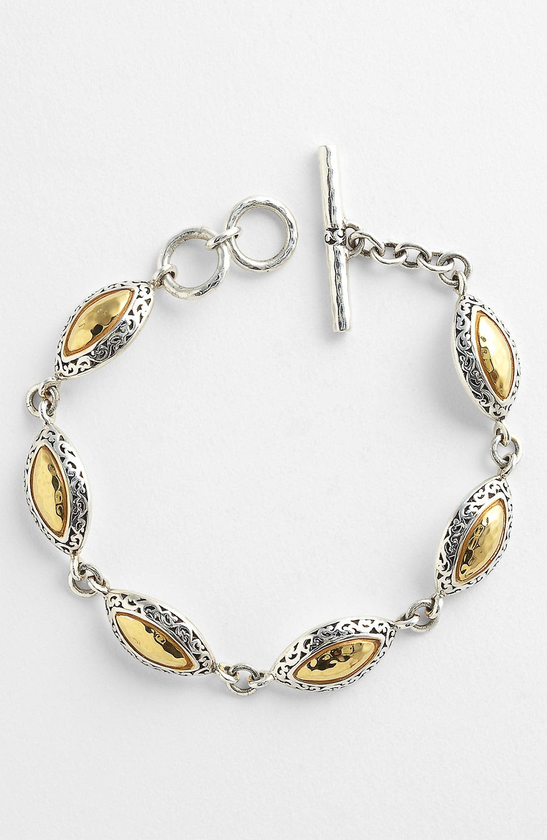 Alternate Image 1 Selected - Lois Hill 'Marquise' Station Bracelet