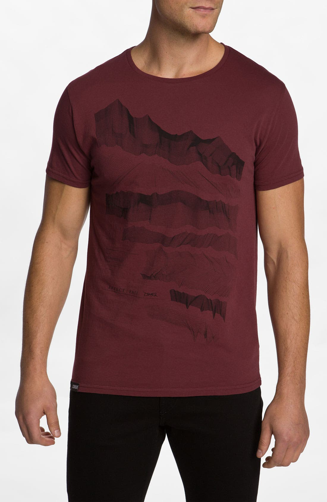 Alternate Image 1 Selected - Comune 'Geology' Graphic T-Shirt