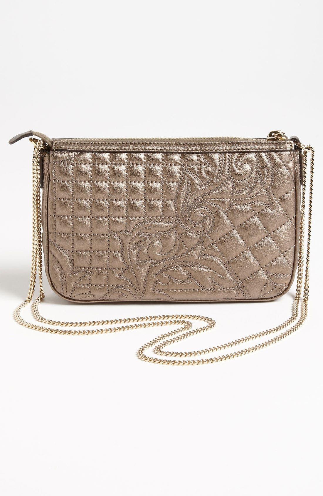 Alternate Image 4  - Versace 'Vanitas' Leather Crossbody Pouchette
