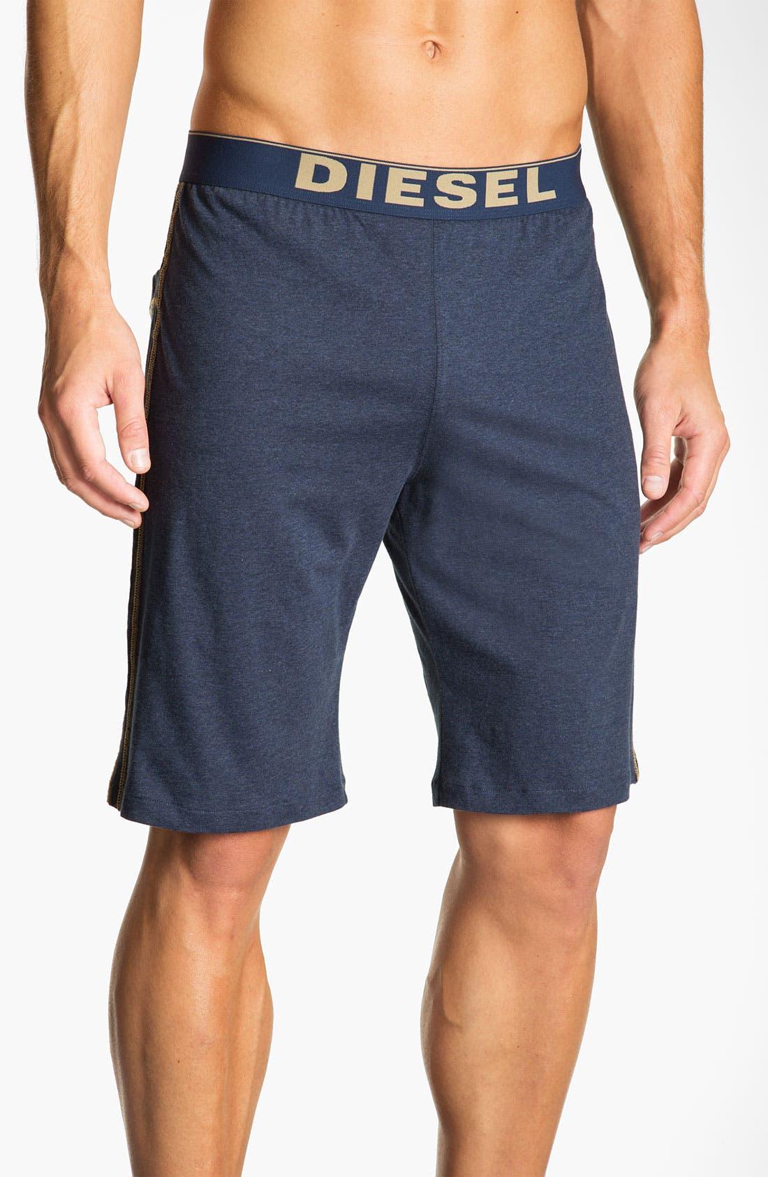 Alternate Image 1 Selected - DIESEL® 'Hans' Lounge Shorts
