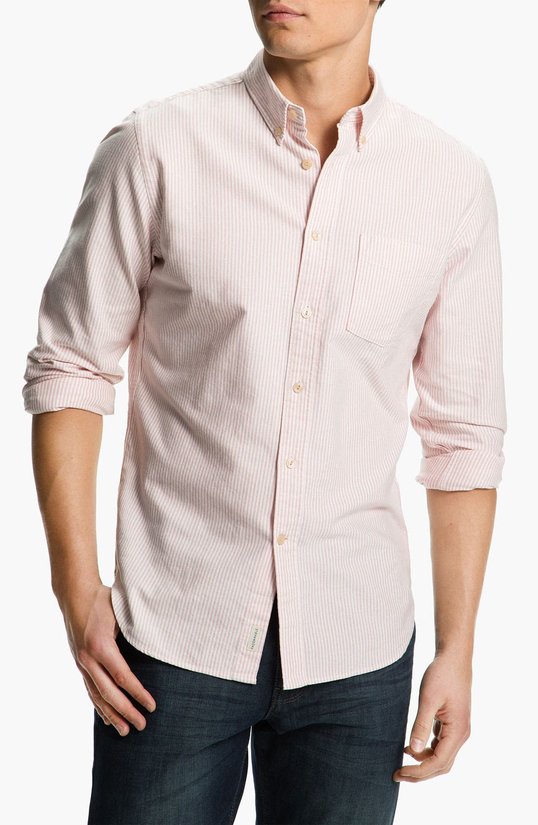 Alternate Image 1 Selected - Façonnable Jeans Sport Shirt