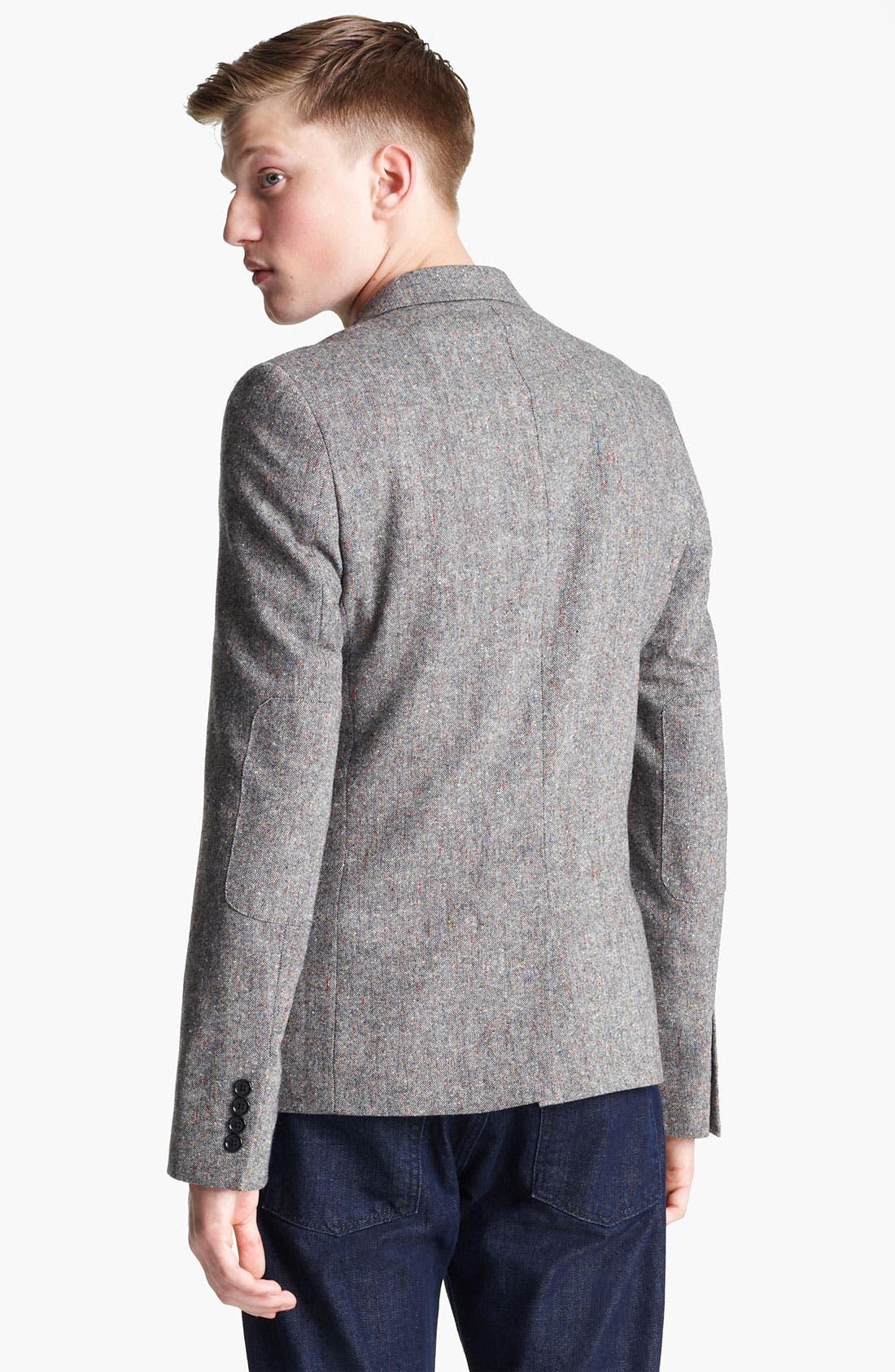 Alternate Image 2  - Topman Heritage Fit Multi Fleck Blazer