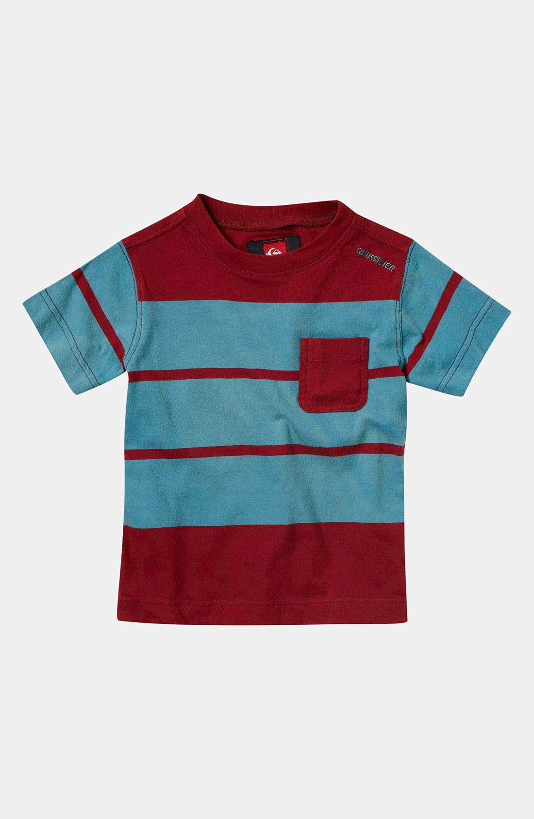 Main Image - Quiksilver 'Tenney' T-Shirt (Little Boys)