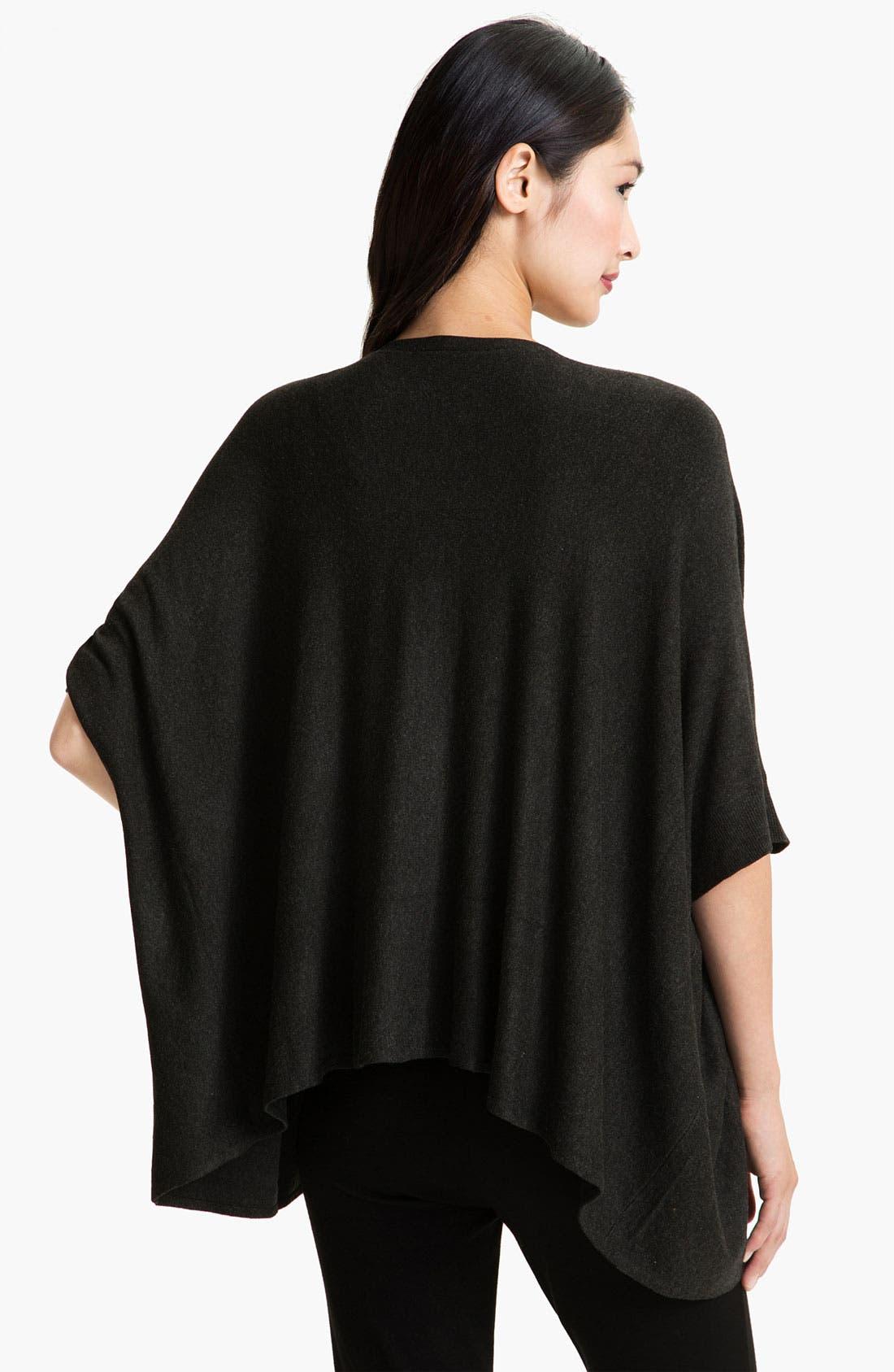 Alternate Image 2  - Eileen Fisher Boxy Knit Cardigan