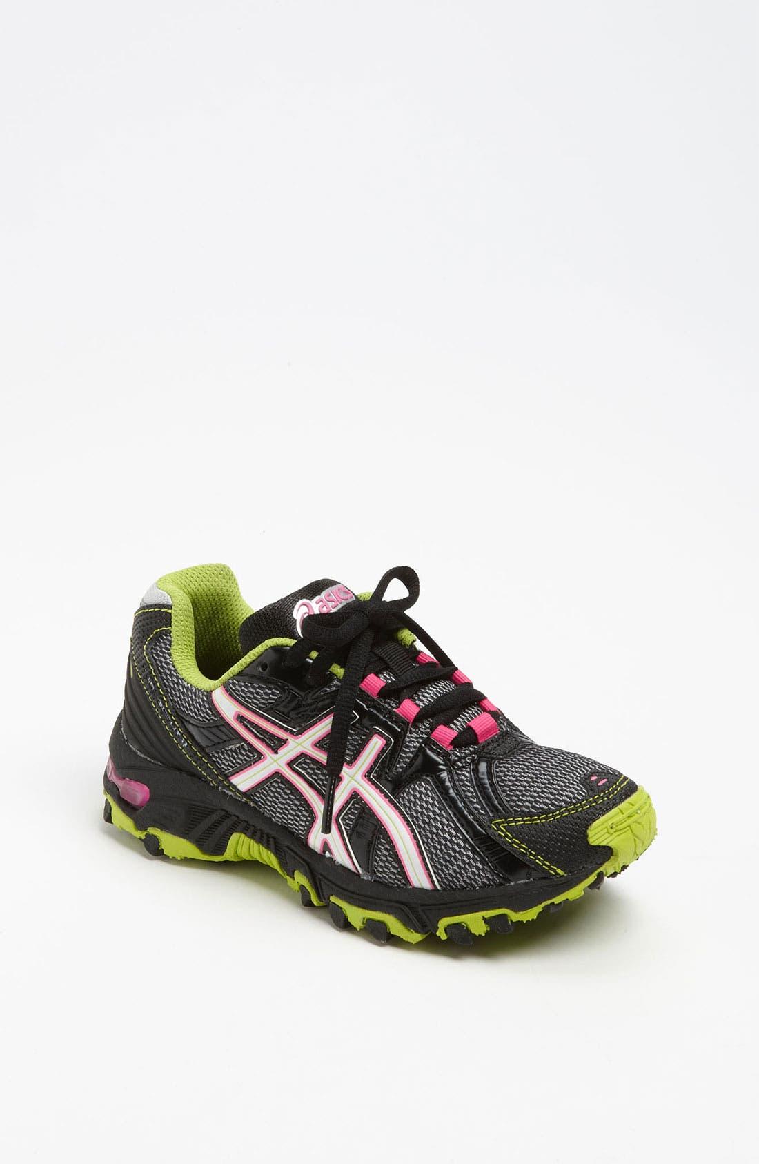 Alternate Image 1 Selected - ASICS® 'GEL-Scout' Running Shoe (Little Kid & Big Kid)