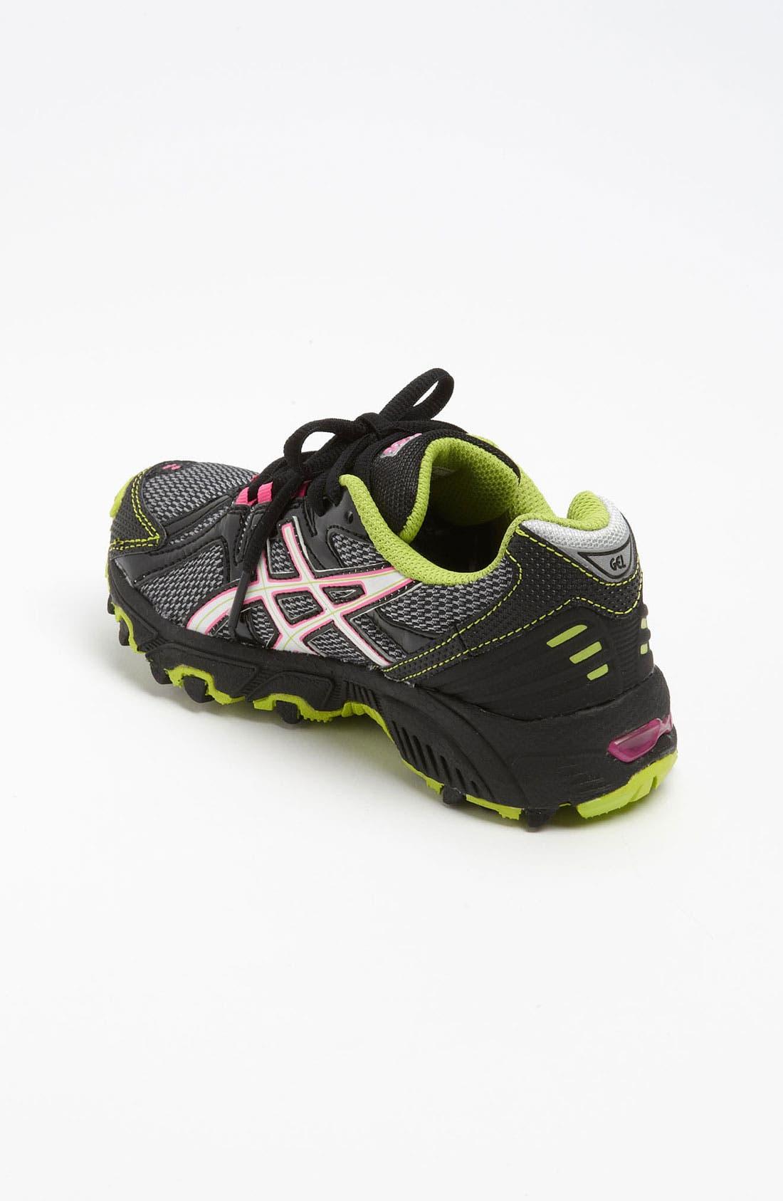 Alternate Image 2  - ASICS® 'GEL-Scout' Running Shoe (Little Kid & Big Kid)