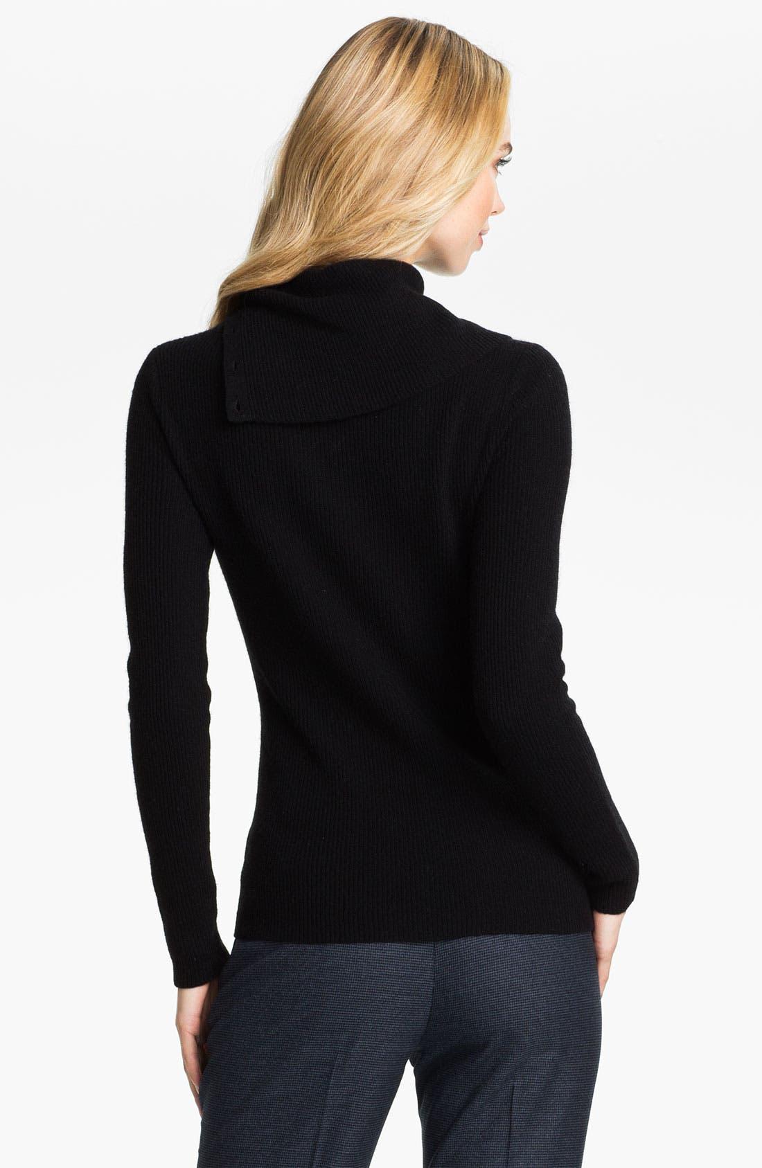 Alternate Image 2  - Classiques Entier® 'Coccinelle' Sweater