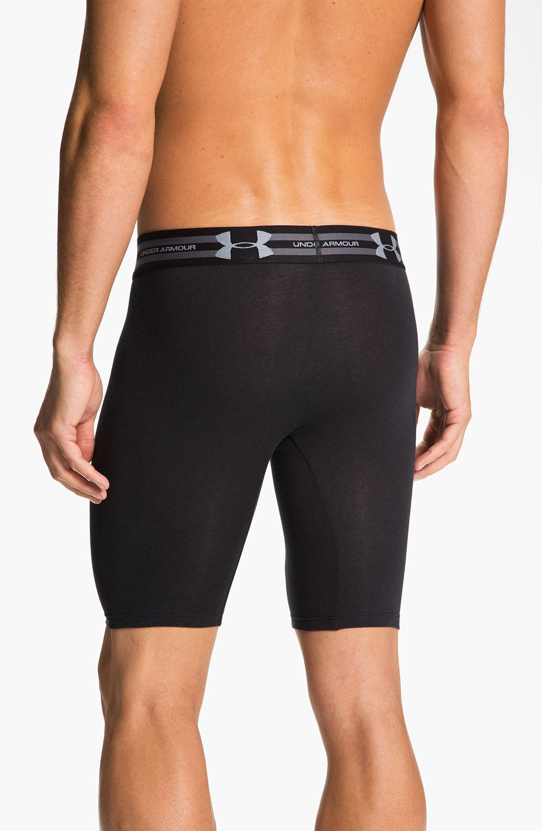 Alternate Image 2  - Under Armour 'Charged' Boxer Briefs