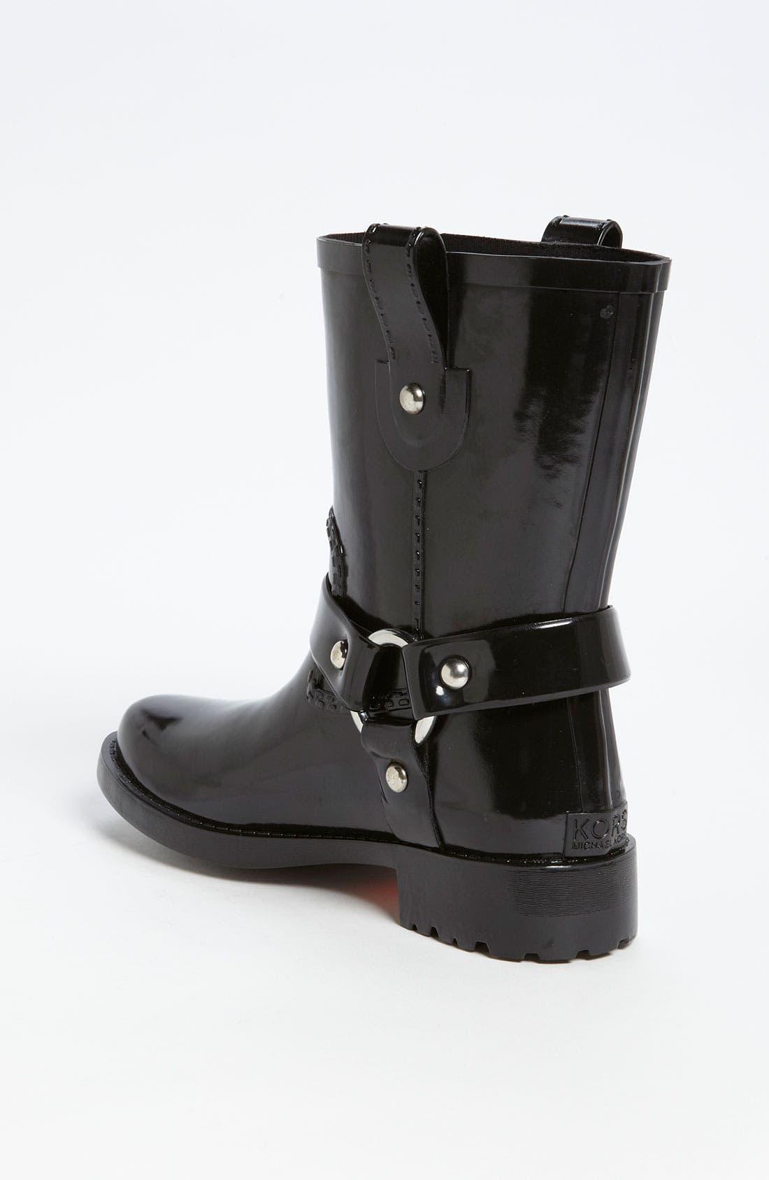 Alternate Image 2  - KORS Michael Kors 'Stormette' Rain Boot (Women)