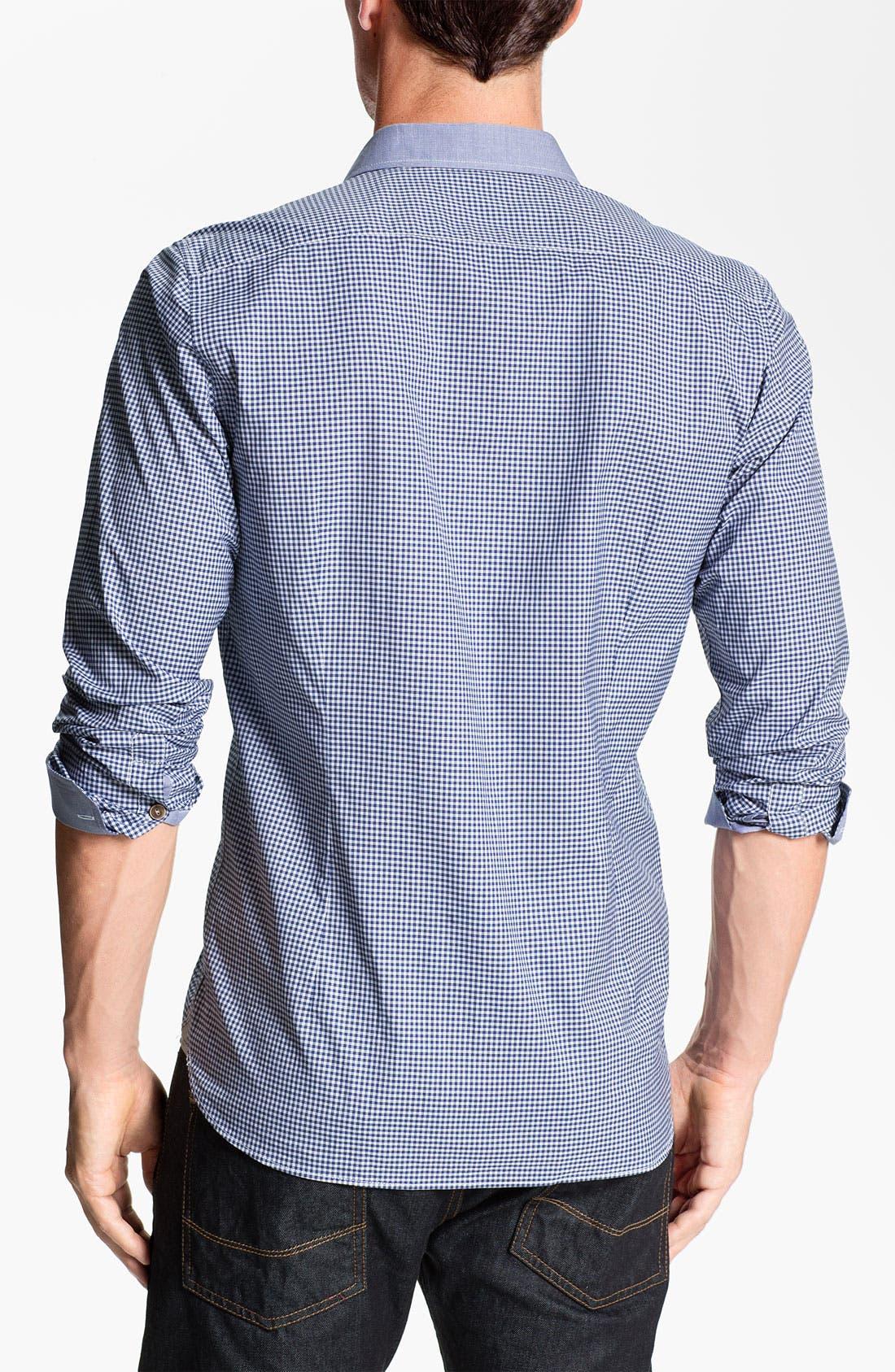 Alternate Image 2  - Ted Baker London 'Livalot' Sport Shirt