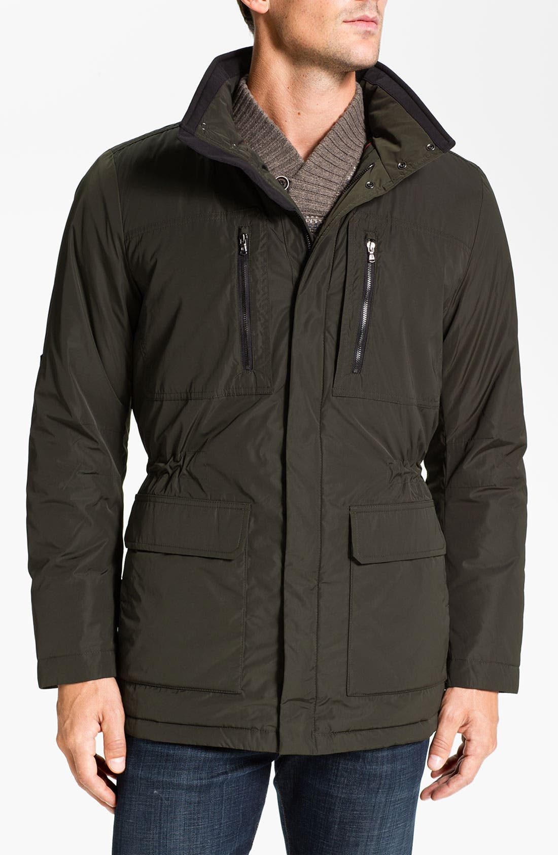 Alternate Image 1 Selected - Victorinox Swiss Army® 'Explorer' Insulated Jacket (Online Exclusive)