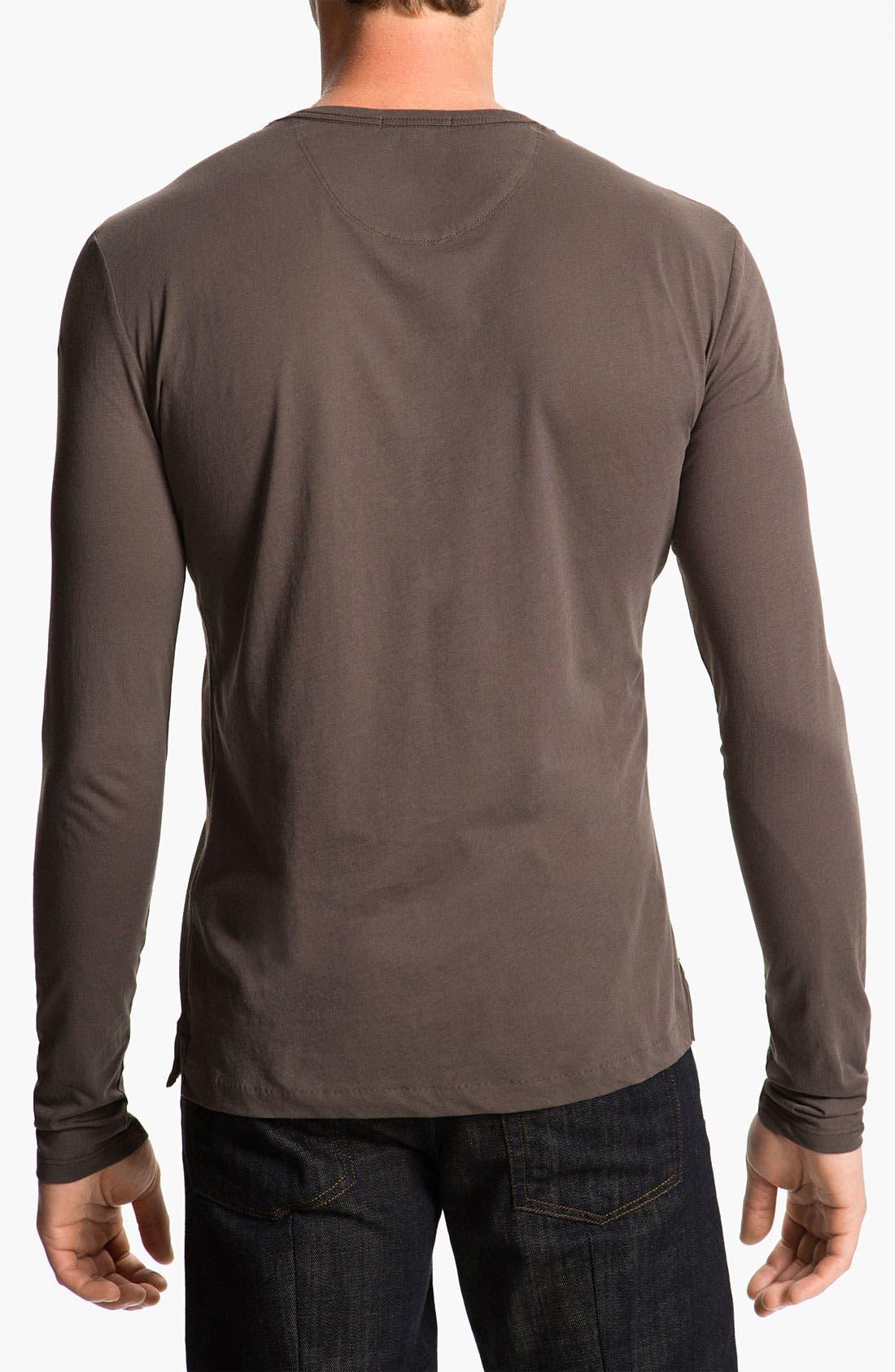 Alternate Image 2  - Burberry Brit Crewneck T-Shirt