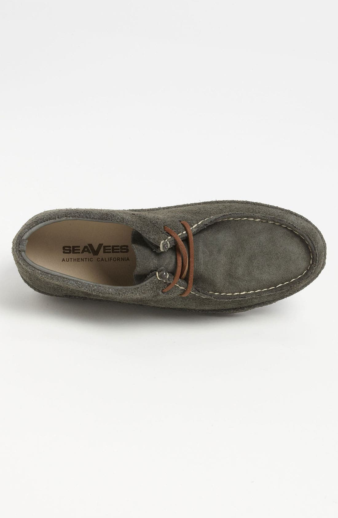 Alternate Image 3  - SeaVees '2-Eye Oxford' Moccasin