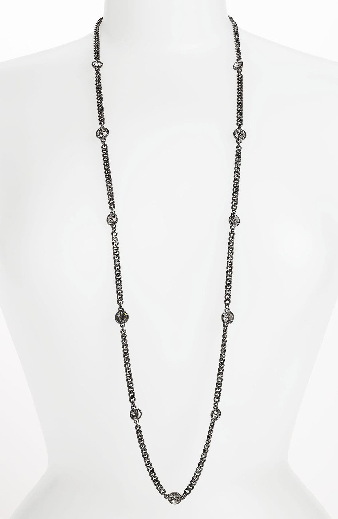 Alternate Image 1 Selected - Givenchy Long Station Necklace (Nordstrom Exclusive)
