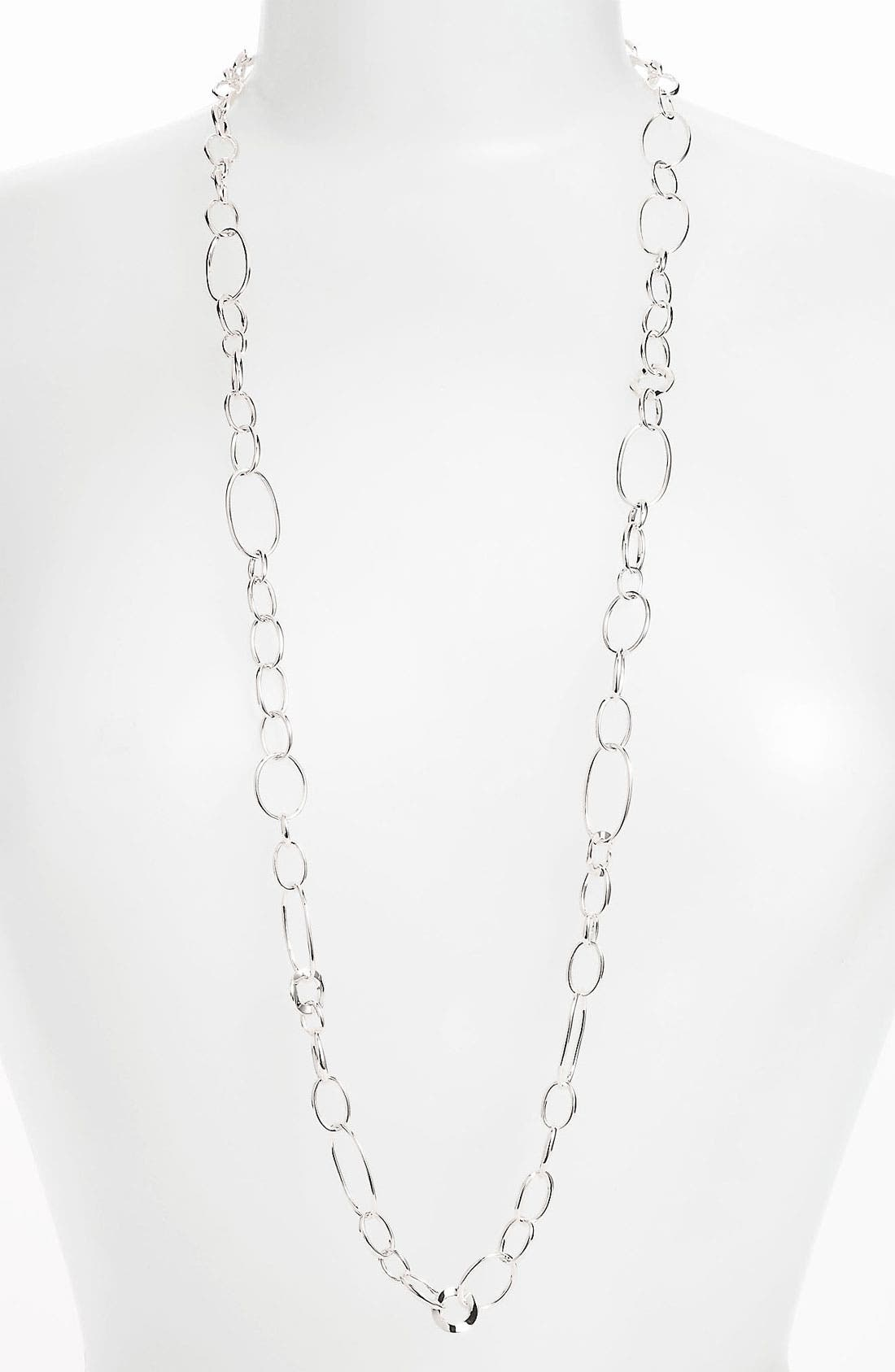Alternate Image 1 Selected - Ippolita 'Scultura' Long Chain Necklace