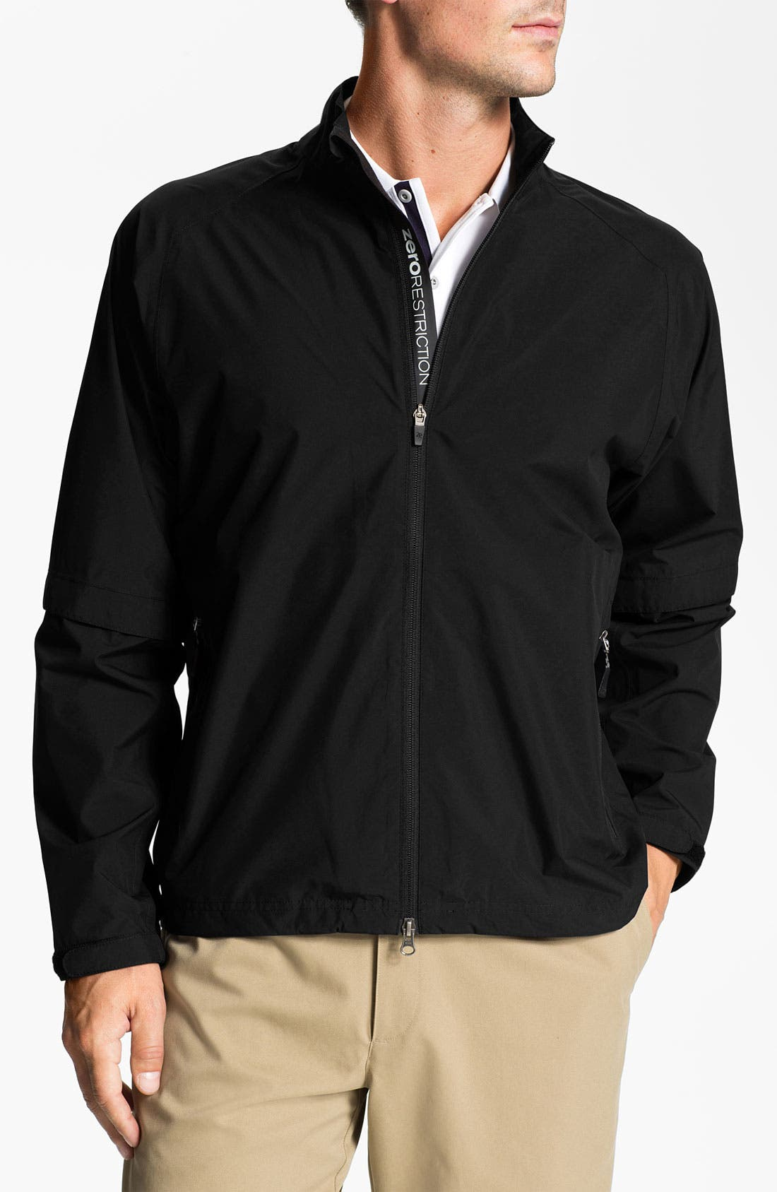 Alternate Image 1 Selected - Zero Restriction Packable Jacket