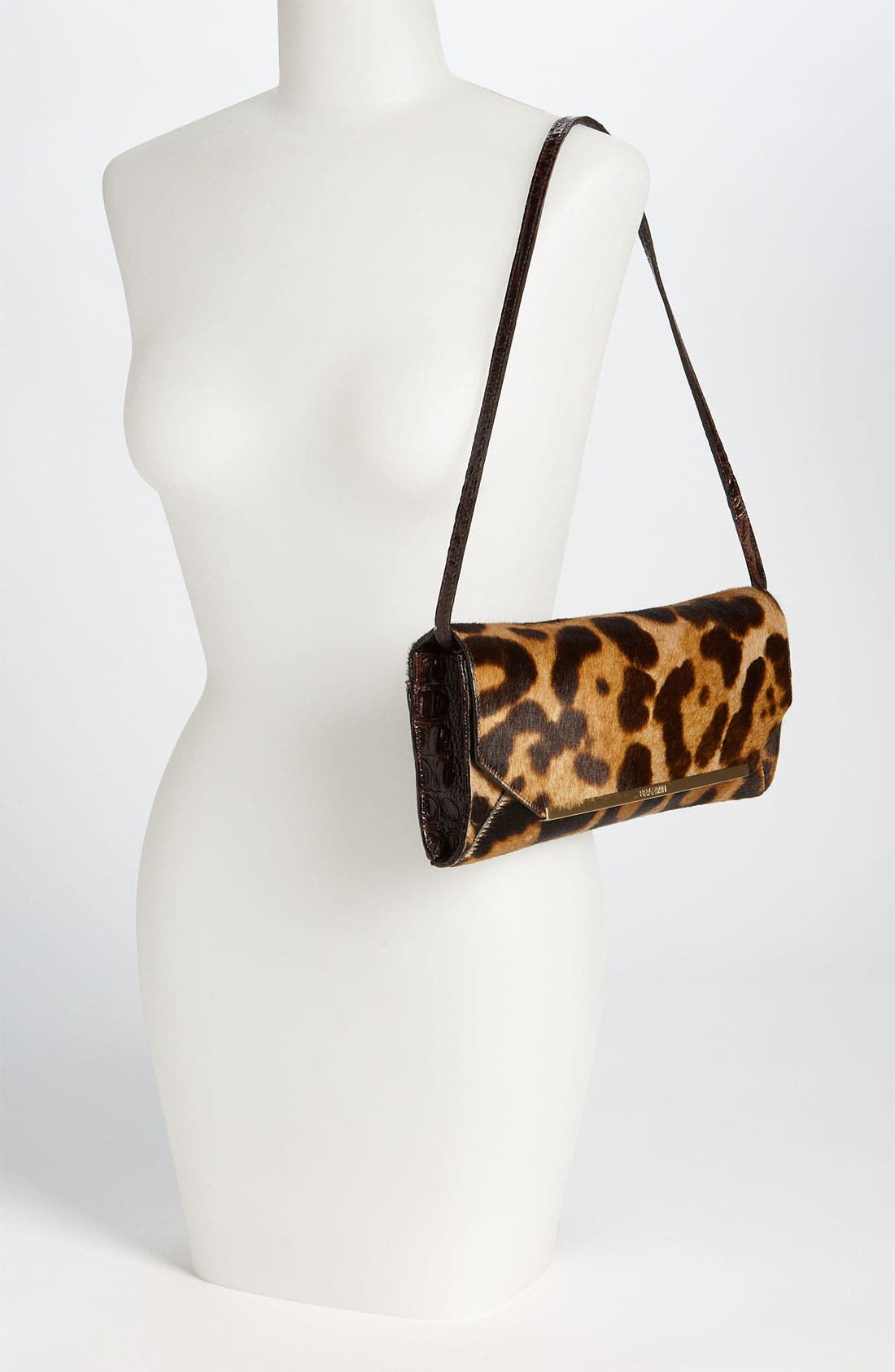 Alternate Image 2  - Brahmin 'Alexis' Calf Hair Clutch