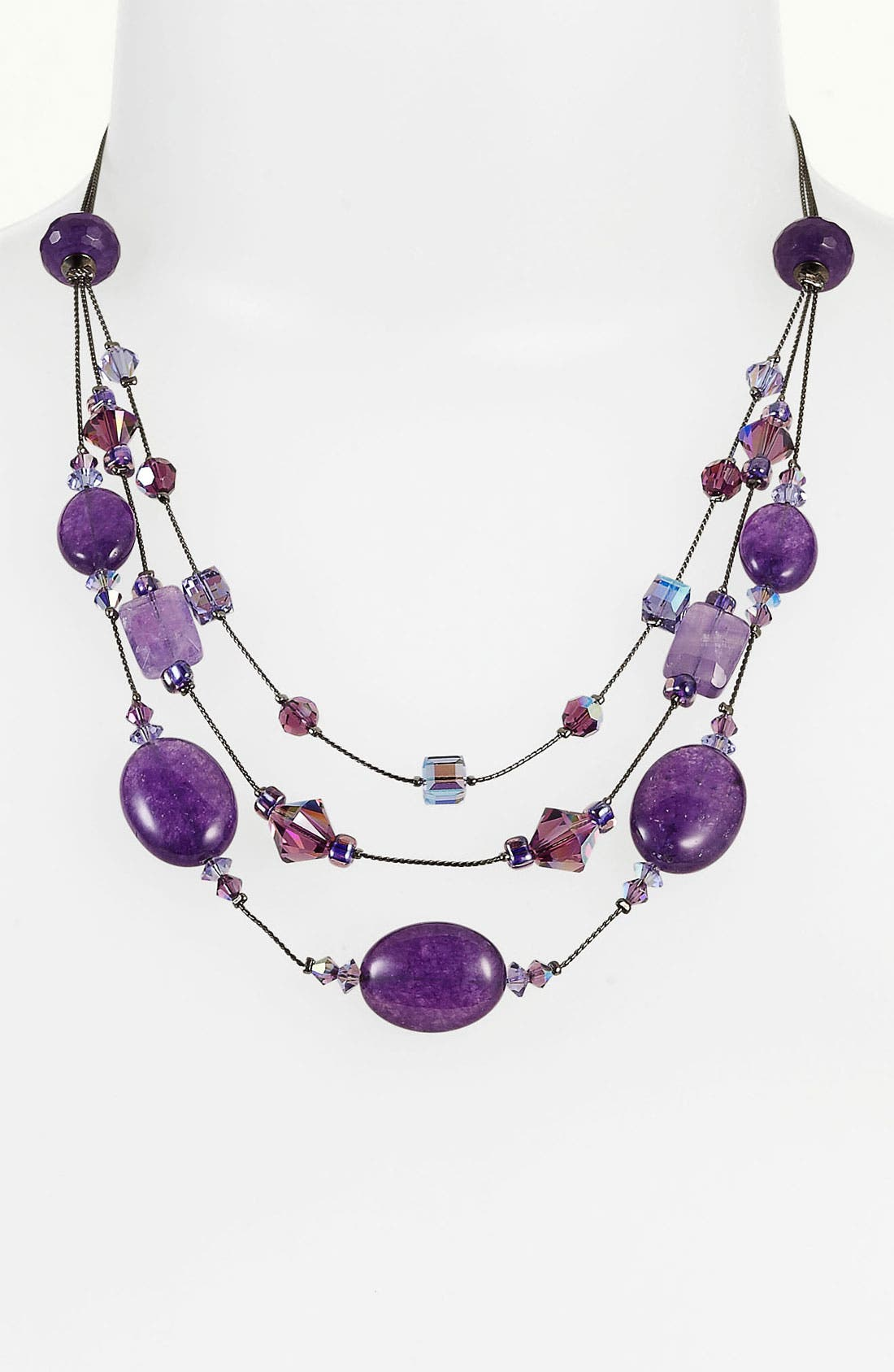 Alternate Image 1 Selected - Dabby Reid 'Ronnie' Tiered Necklace