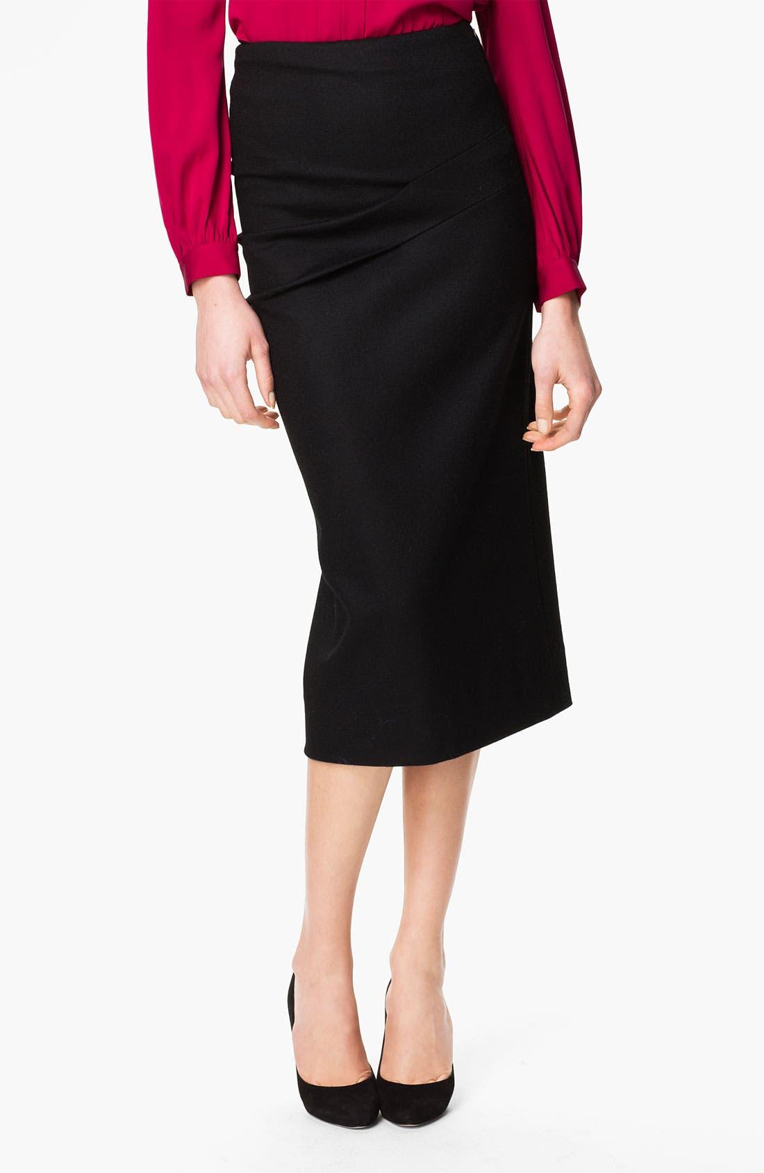 Alternate Image 1 Selected - Diane von Furstenberg 'Maribela' Skirt