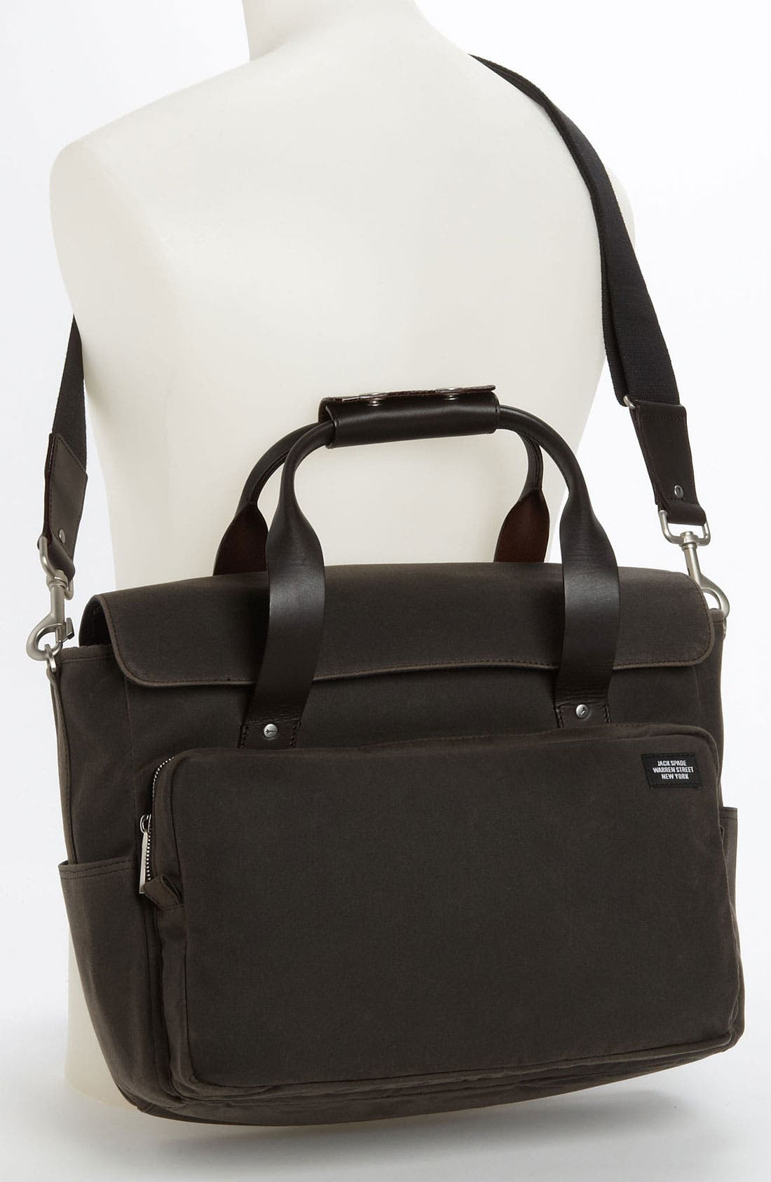 Alternate Image 4  - Jack Spade 'Survey' Messenger Bag