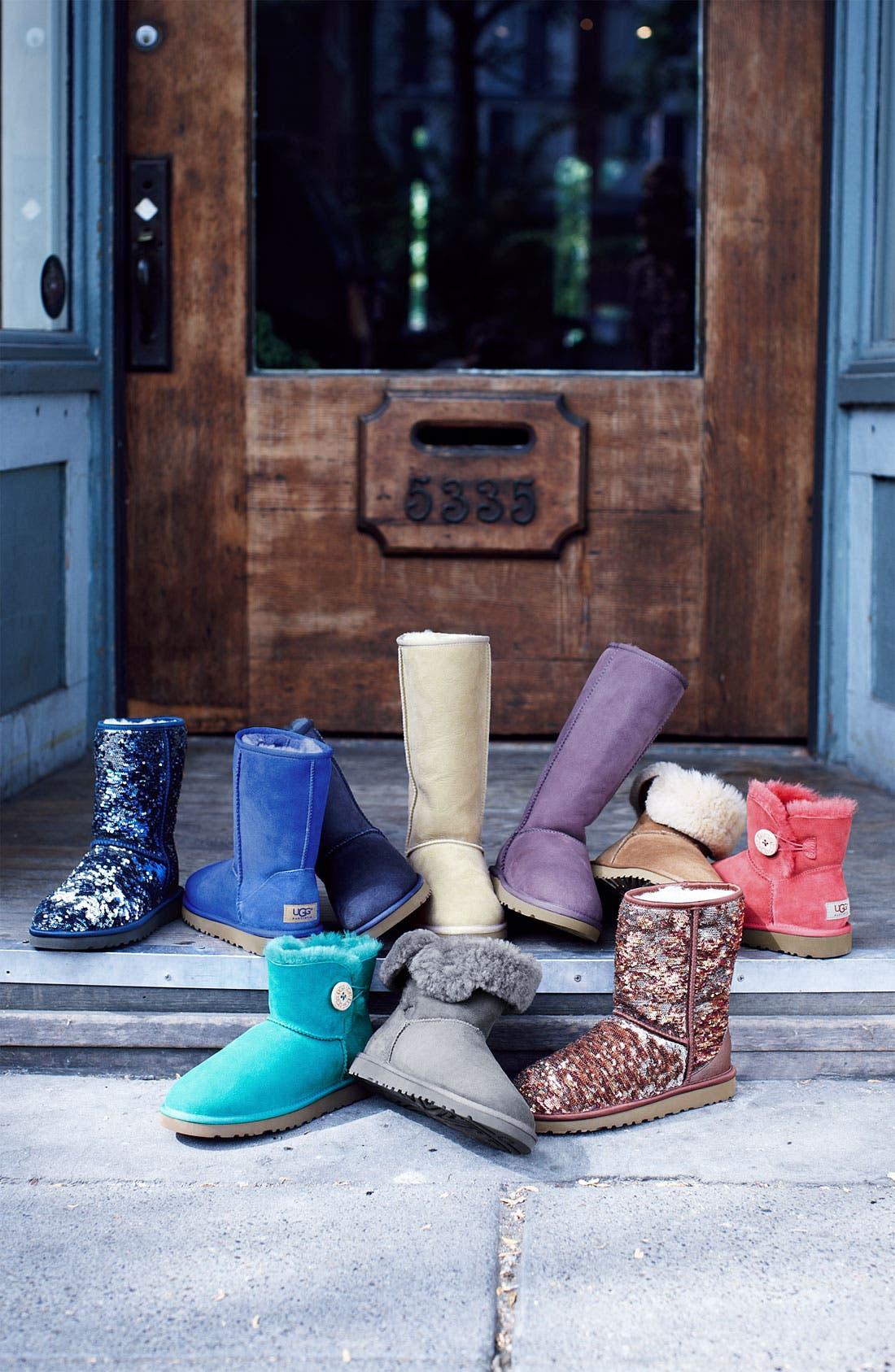 Alternate Image 20  - UGG® 'Classic Short' Boot (Women)