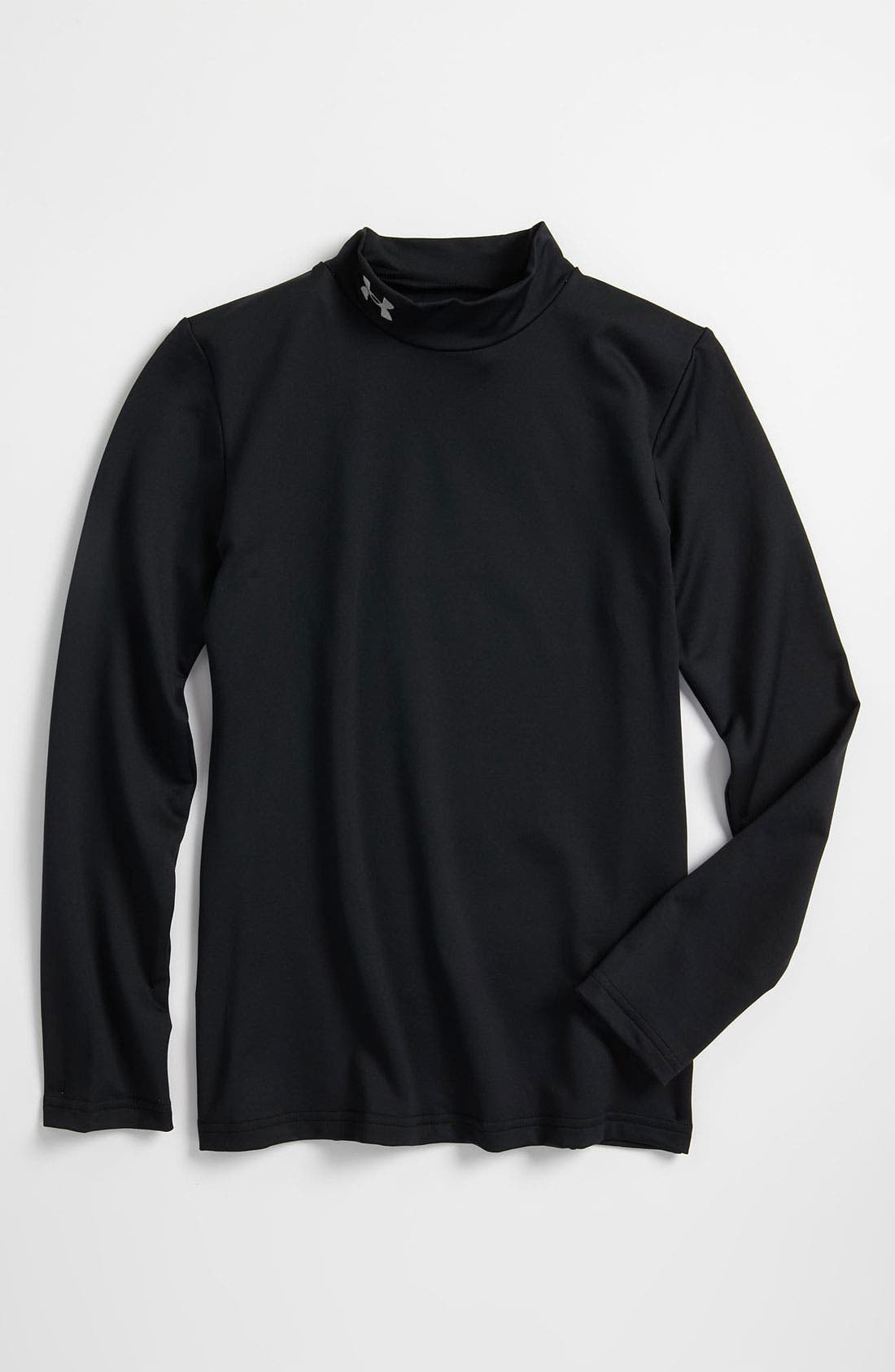Alternate Image 1 Selected - Under Armour Fitted Top (Big Boys)
