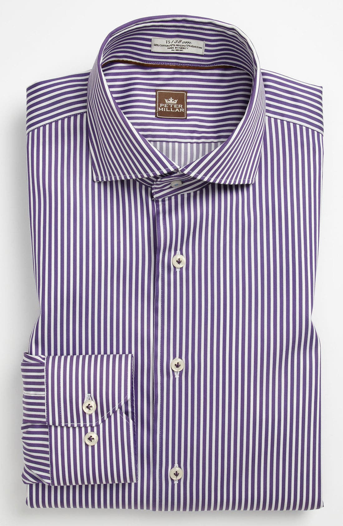 Alternate Image 1 Selected - Peter Millar Regular Fit Dress Shirt