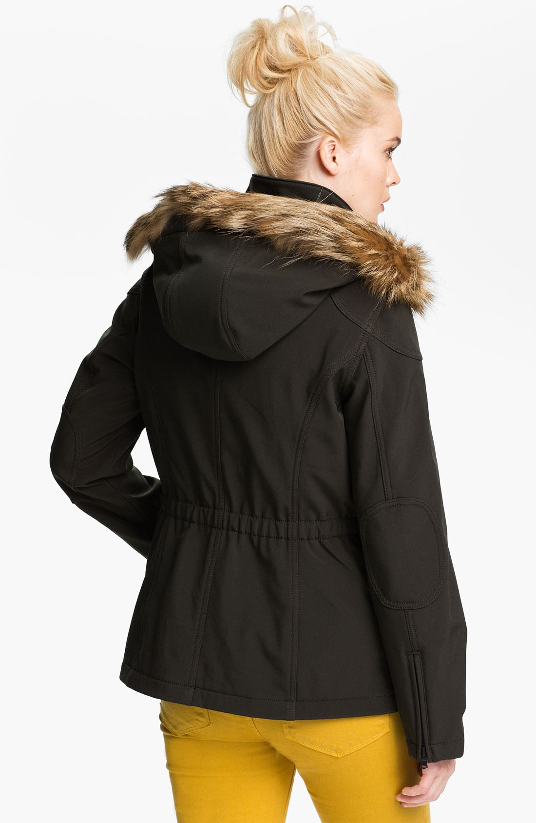 Alternate Image 2  - 1 Madison Cargo Jacket with Detachable Down & Feather Vest