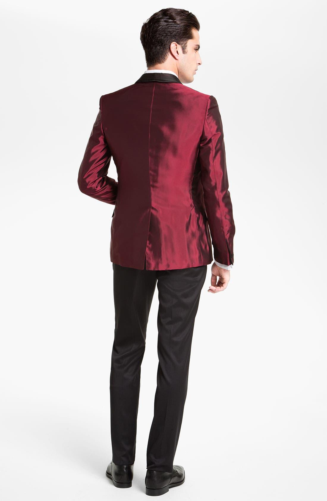Alternate Image 5  - BOSS Black 'Genesis' Formal Trousers