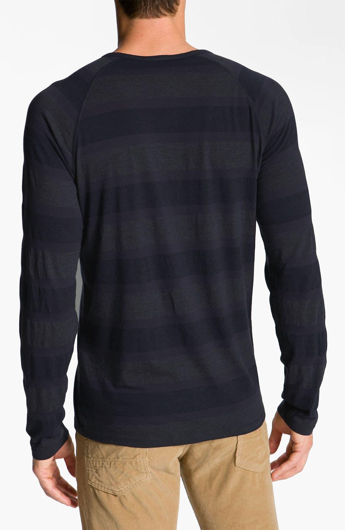 Alternate Image 2  - NSF Clothing 'Laken' V-Neck Henley