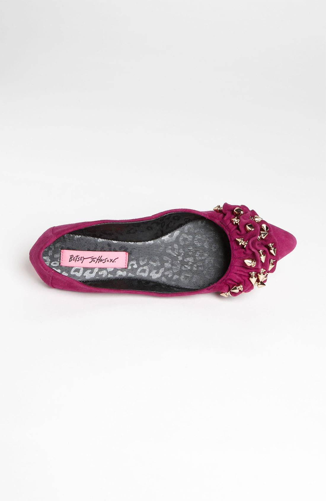 Alternate Image 3  - Betsey Johnson 'Evve' Flat