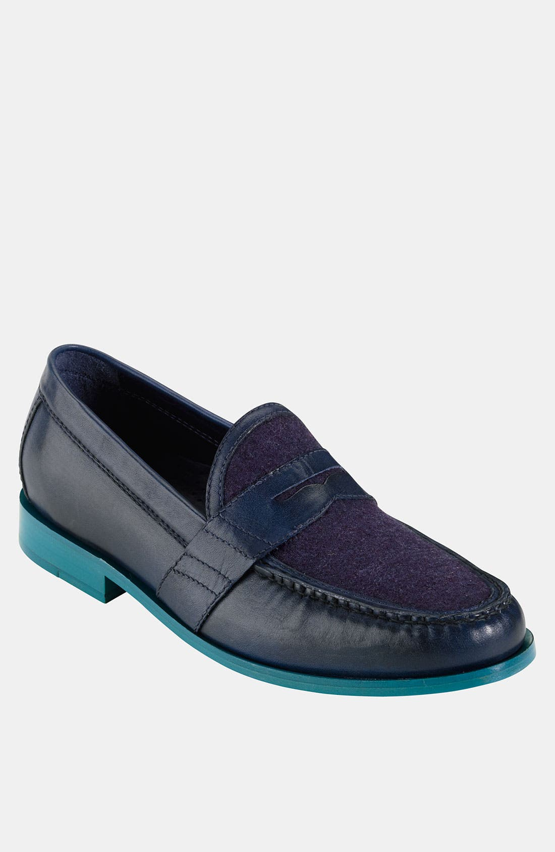 Alternate Image 1 Selected - Cole Haan 'Air Monroe' Penny Loafer   (Men)