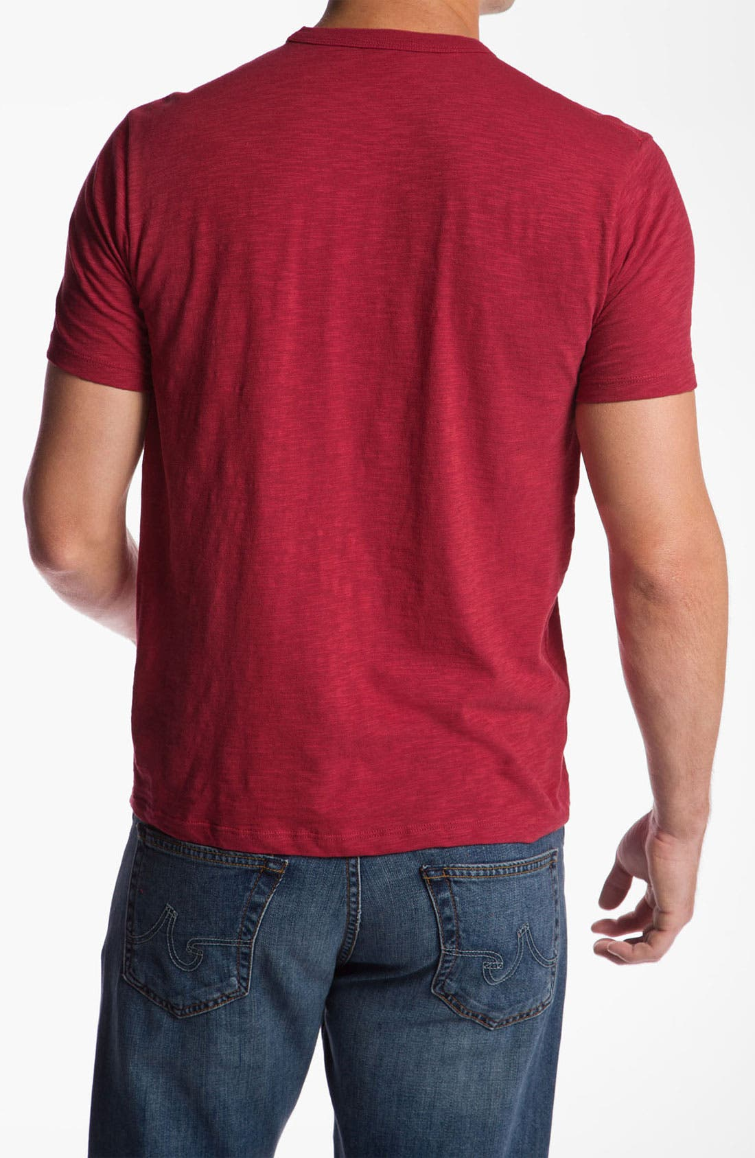 Alternate Image 2  - 47 Brand 'San Francisco 49ers - Scrum' T-Shirt