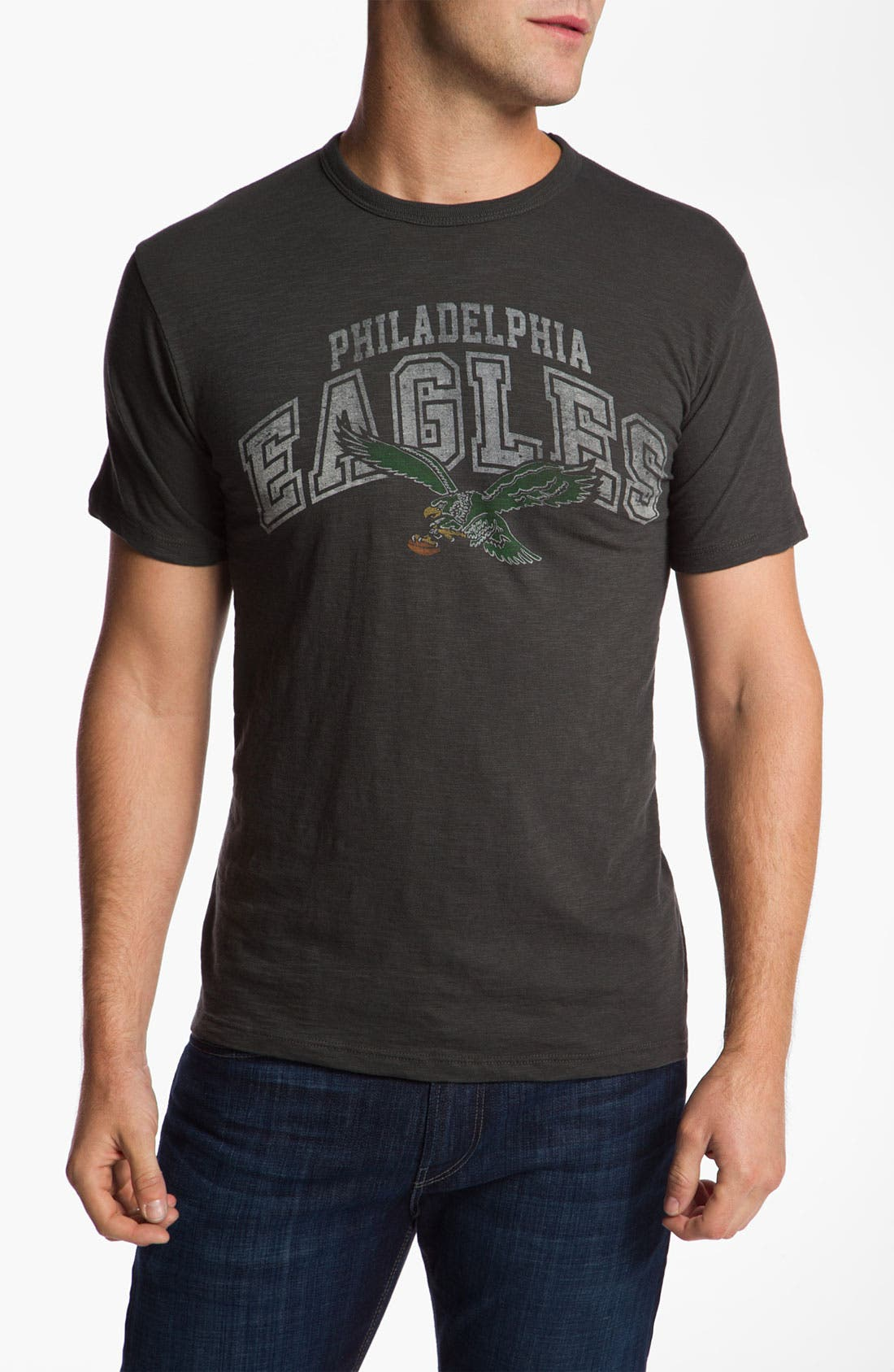 Alternate Image 1 Selected - Banner 47 'Philadelphia Eagles' T-Shirt