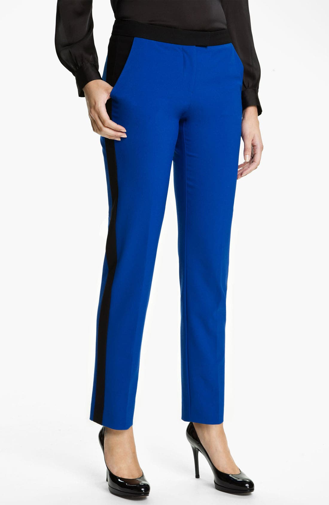 Main Image - Vince Camuto Colorblock Pants