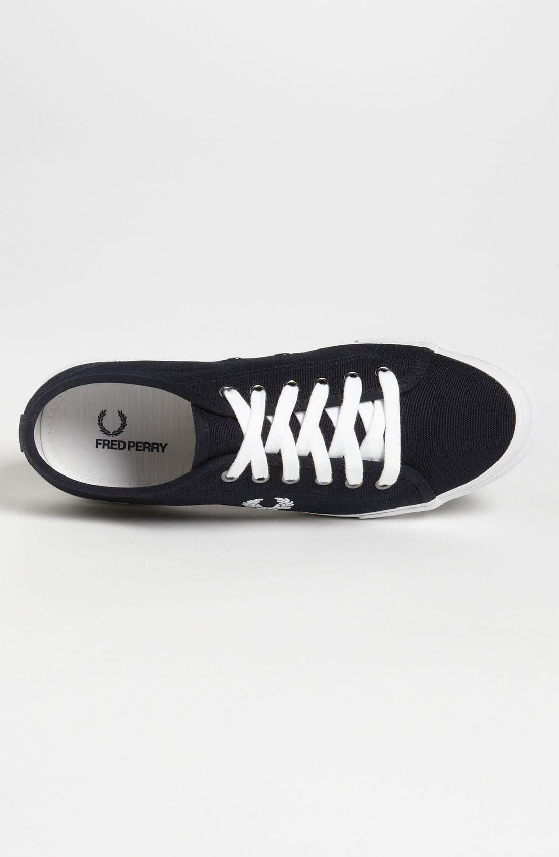 Alternate Image 3  - Fred Perry Vintage Canvas Tennis Sneaker