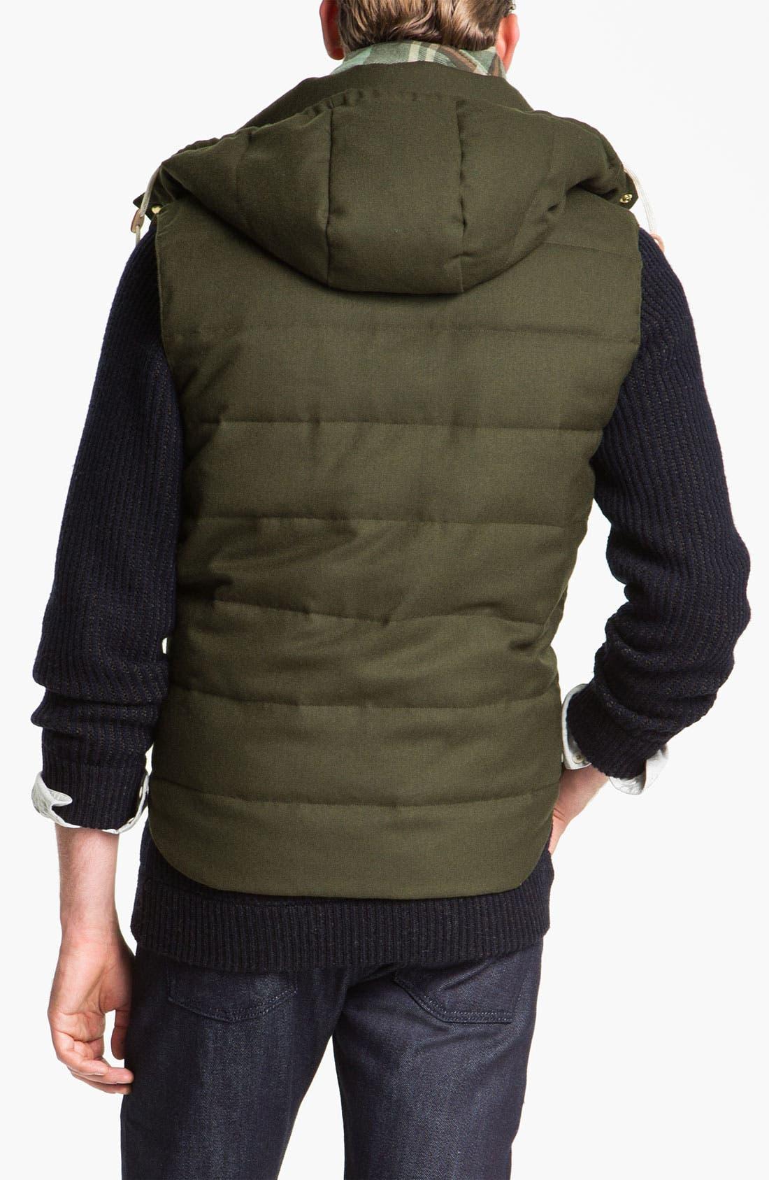 Alternate Image 2  - Gant Rugger Down Puffer Vest