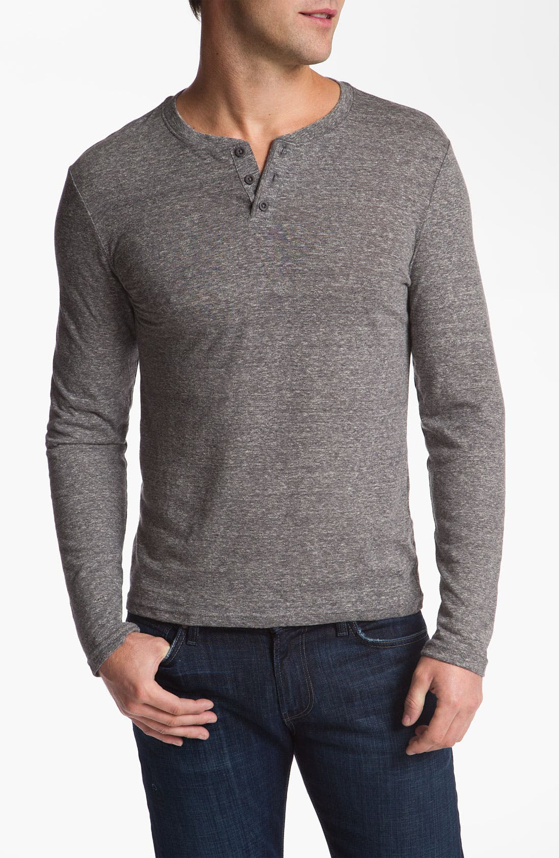 Main Image - The Rail Long Sleeve Henley